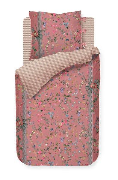 Bettwäsche PIP STUDIO Textil rosa
