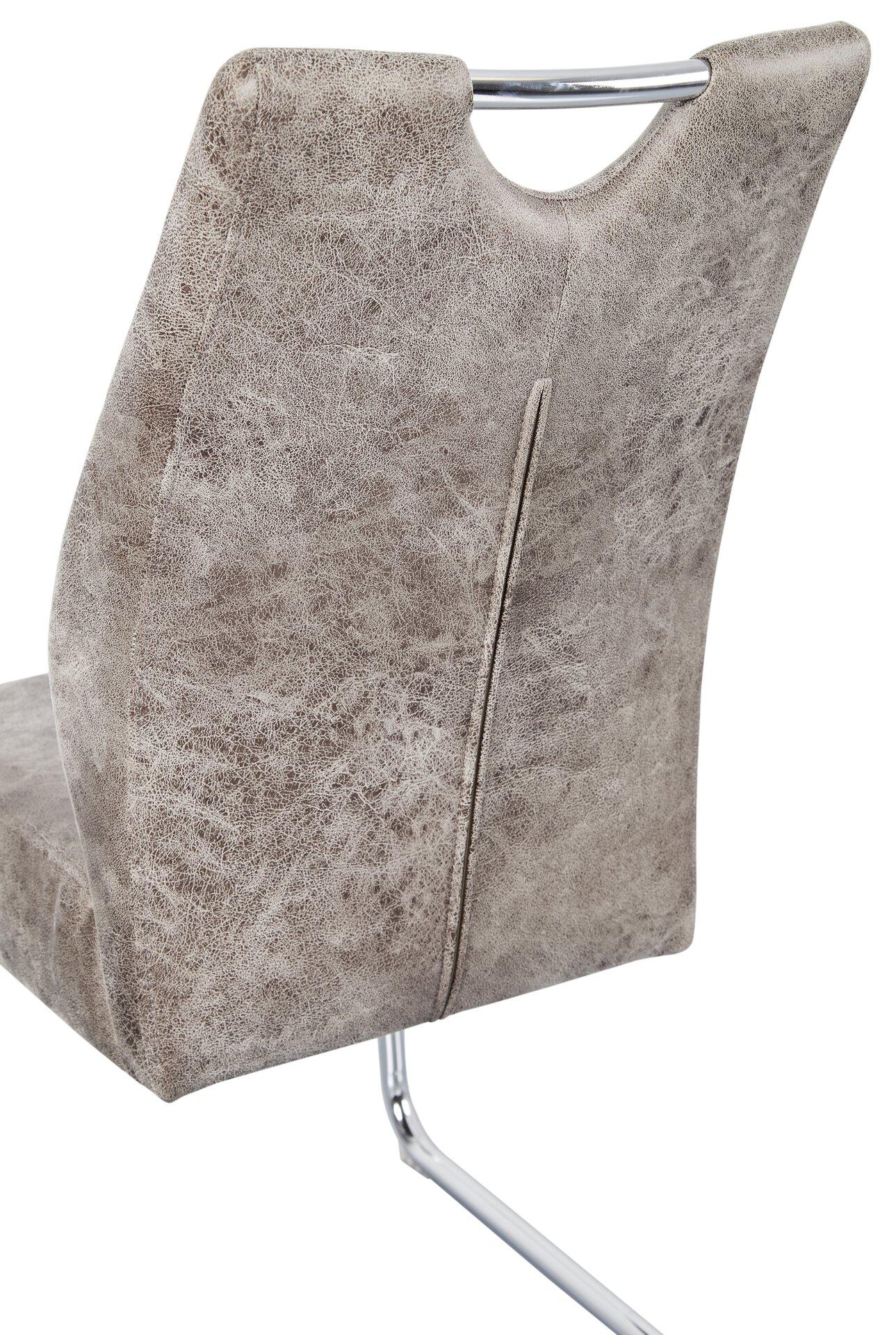 Freischwinger MANHATTEN Dinett Textil 59 x 100 x 47 cm
