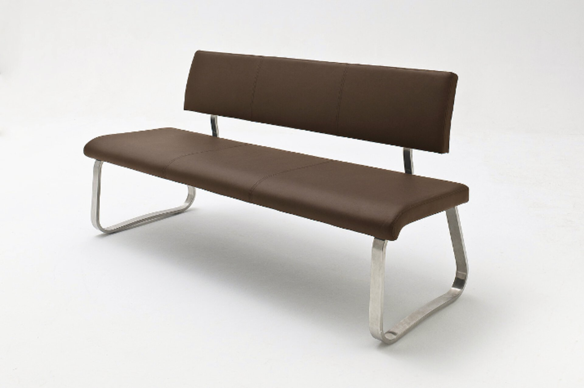 Sitzbank ARCO MCA furniture Textil mehrfarbig 59 x 86 x 155 cm