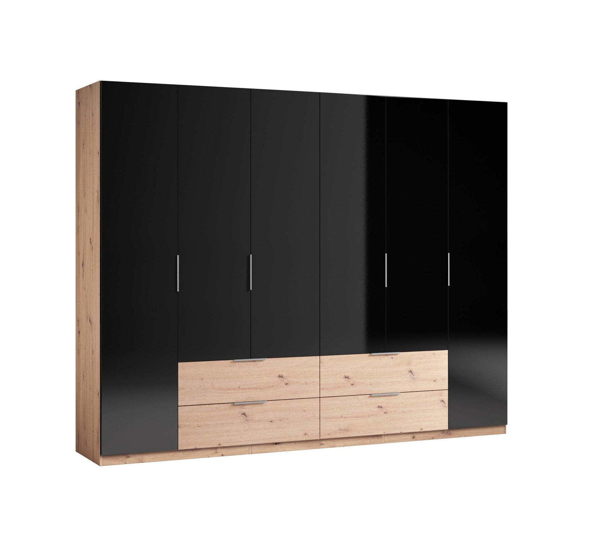 Drehtürenschrank PADUA LIV'IN Holzwerkstoff 56 x 211 x 269 cm