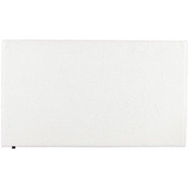 Badteppich Cawö Textil 600 weiß