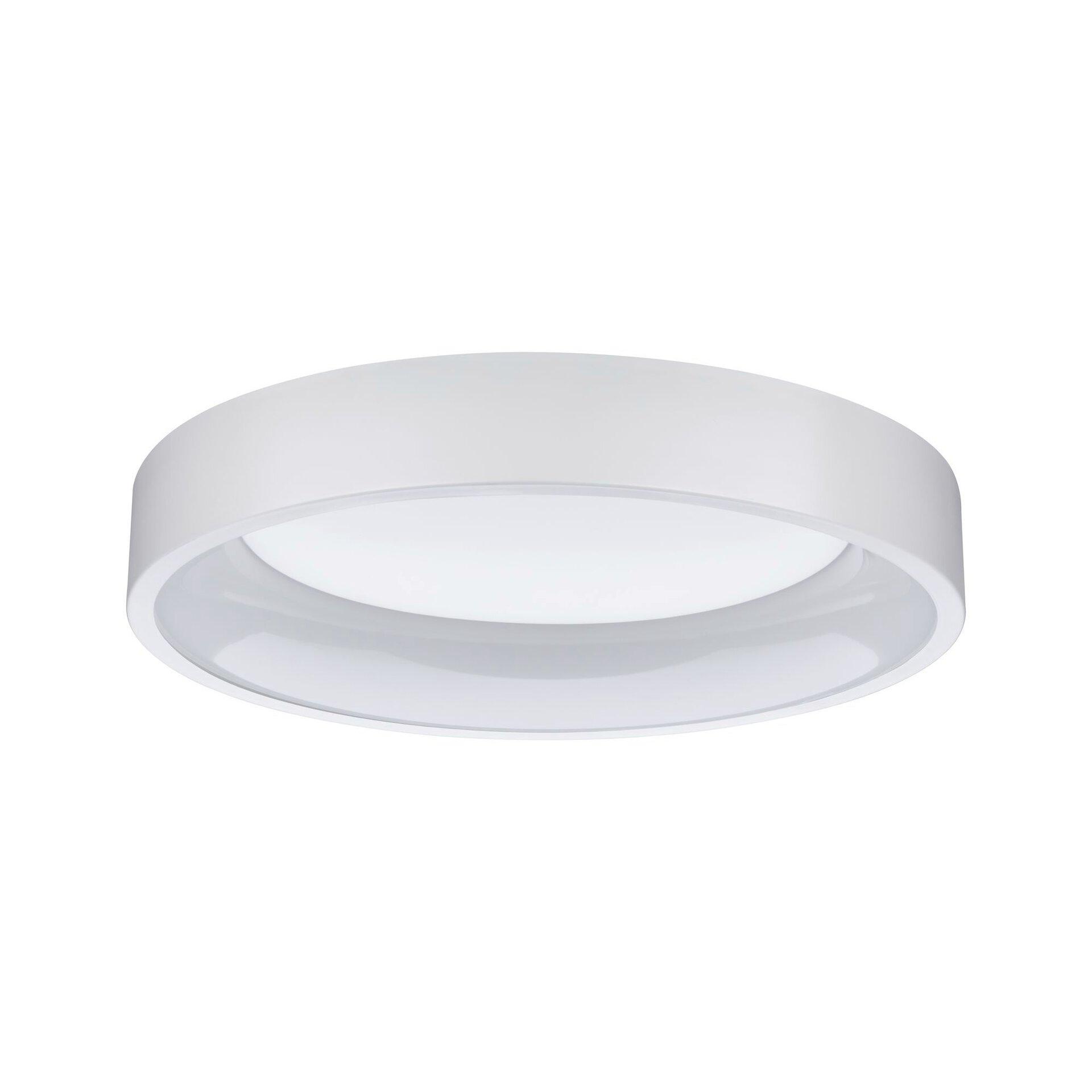 Deckenleuchte ARDORA Paulmann Metall weiß 45 x 9 x 45 cm