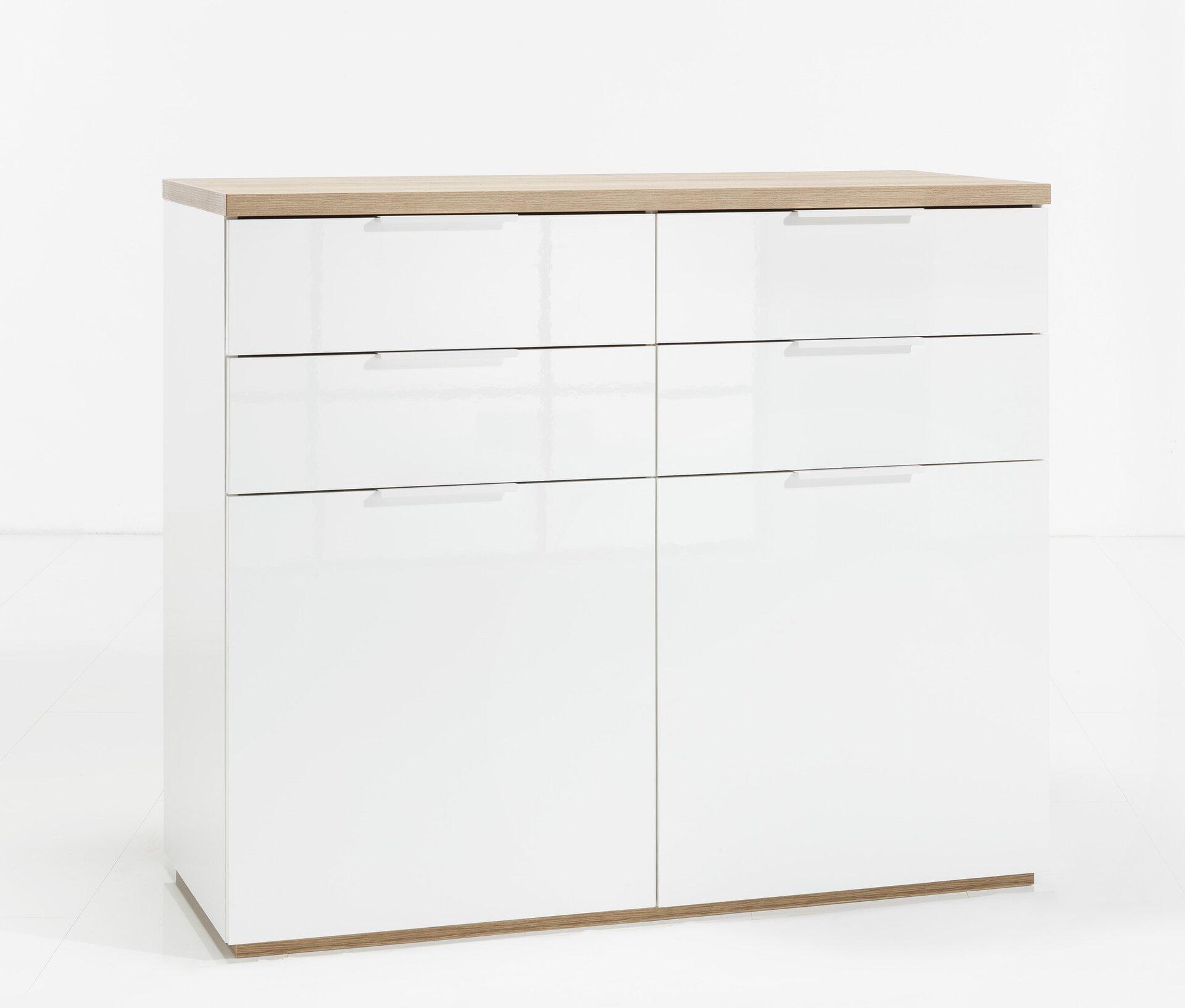 Schuhschrank Mundi inDoor Holzwerkstoff mehrfarbig 50 x 102 x 120 cm