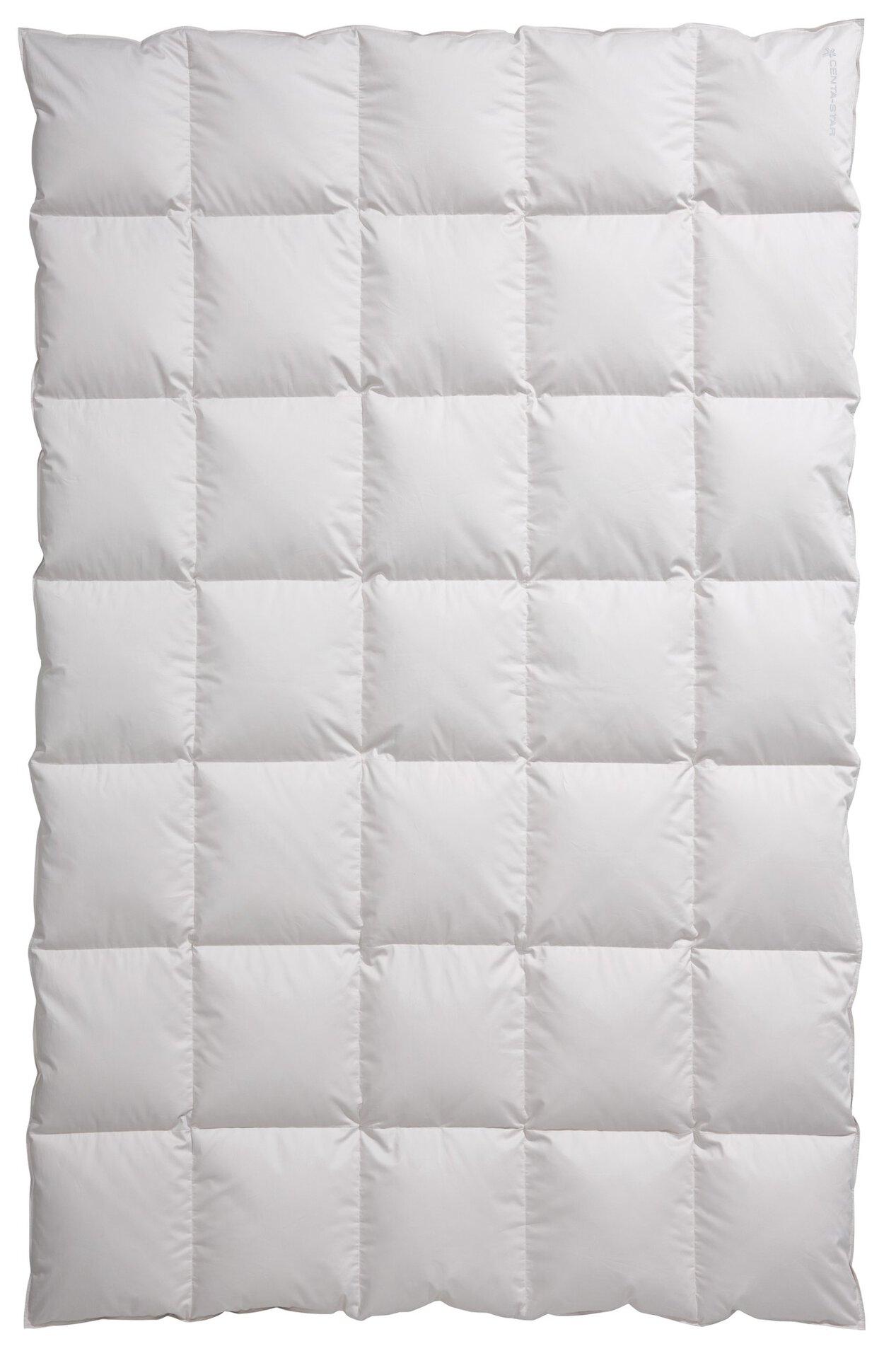 Daunendecke GOLF VON ALASKA medium Centa-Star extra Textil 135 x 200 cm