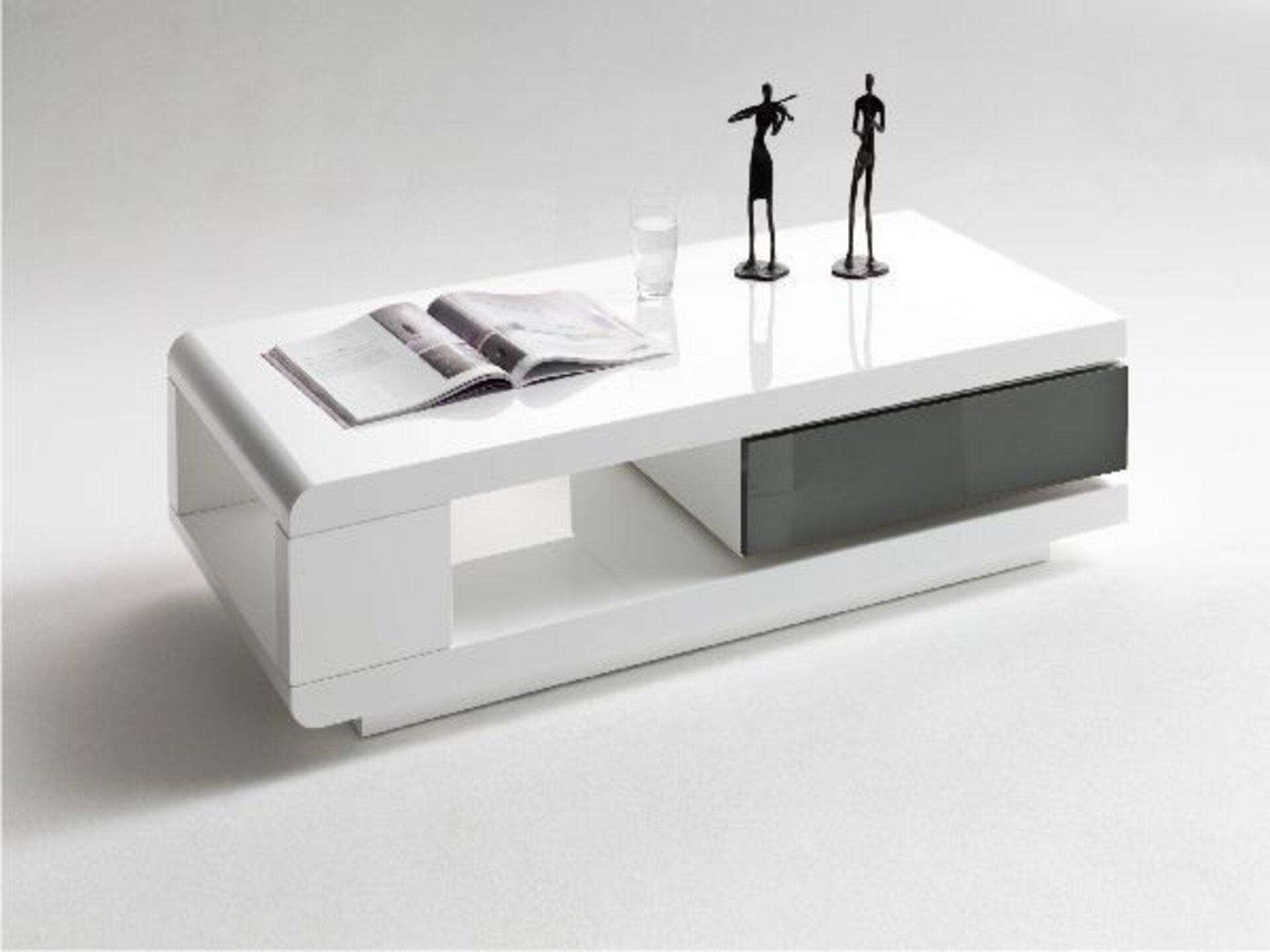 Couchtisch INNONOVA MCA furniture Holzwerkstoff 60 x 36 x 120 cm