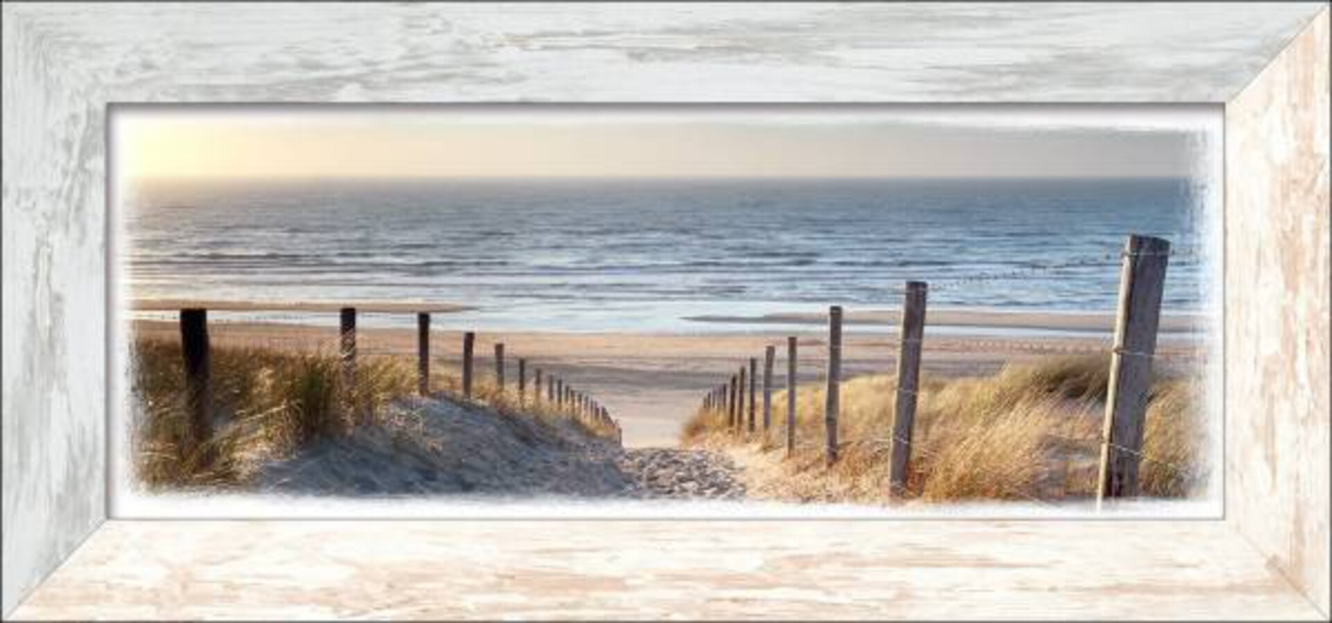 Bild Nautic Mare I Pro-Art Holzwerkstoff mehrfarbig 94 x 44 x 1 cm