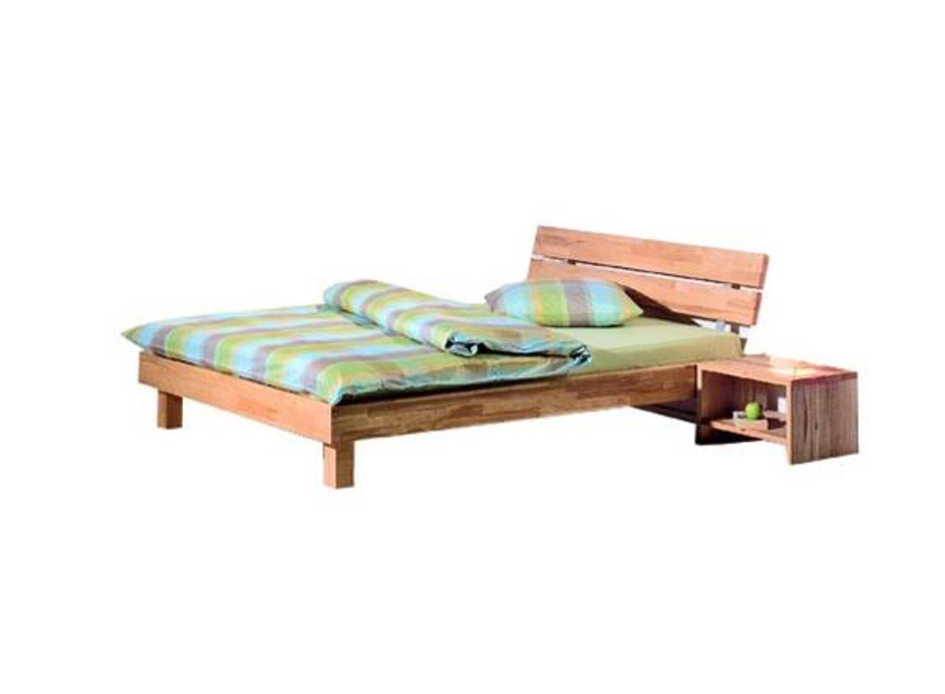 Bett VARESE Modular Holz braun