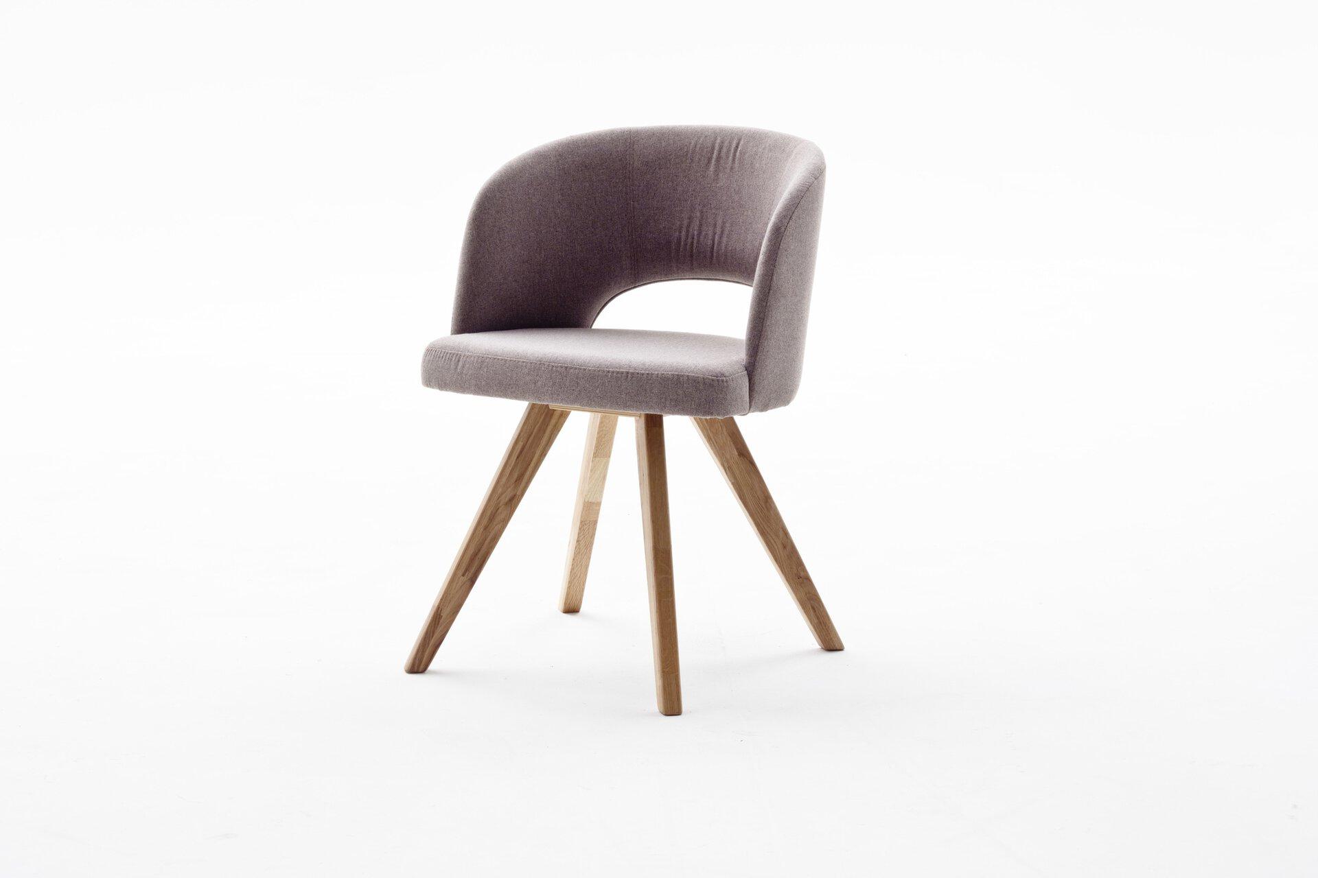 Stuhl KENTUCKY MCA furniture Textil mehrfarbig