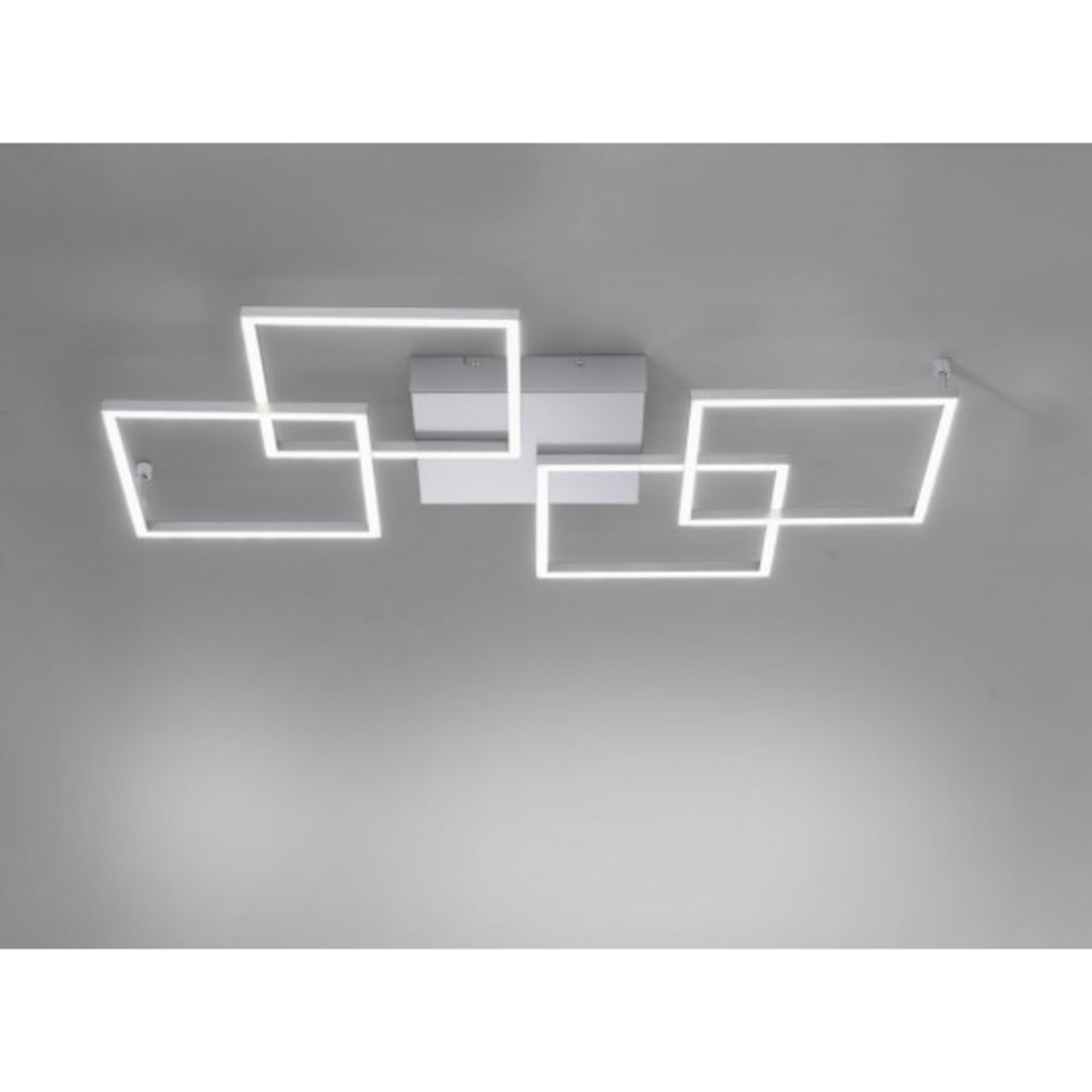 Deckenleuchte INIGO Paul Neuhaus Metall 52 x 7 x 81 cm