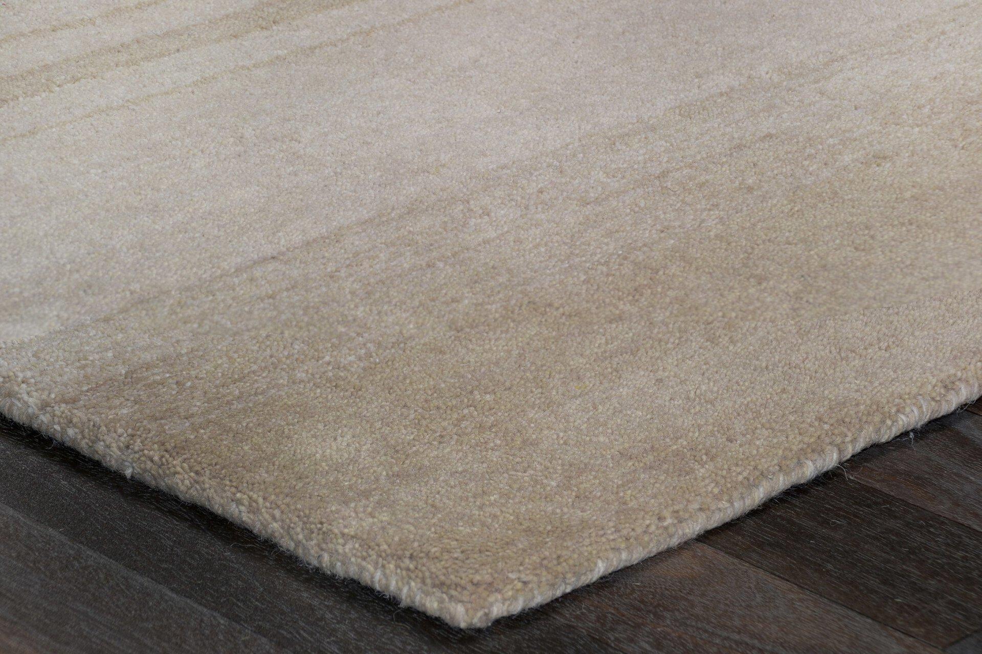 Handwebteppich Gaburi Theko Textil braun 70 x 240 cm