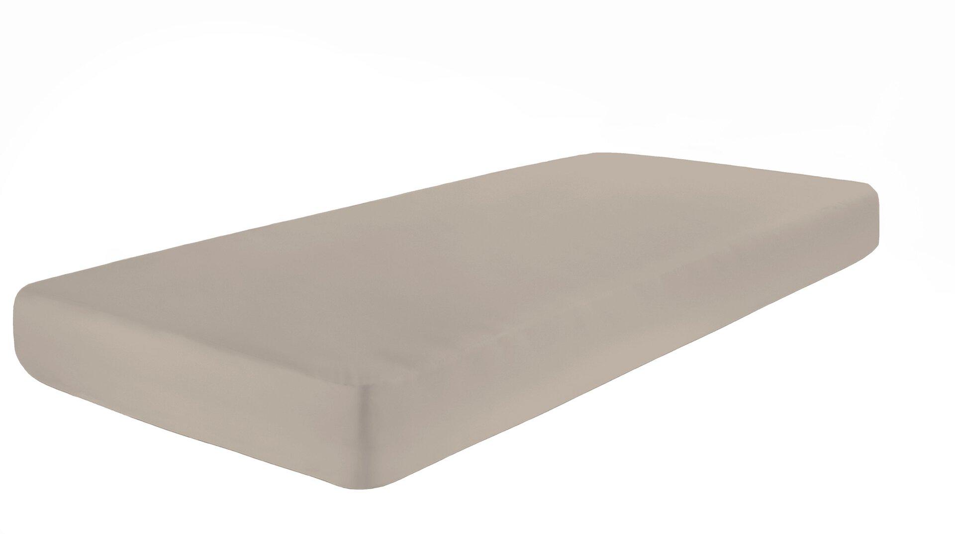 Elastan Jersey Boxspring-Spannbetttuch Pro Night Textil 2 x 2 cm
