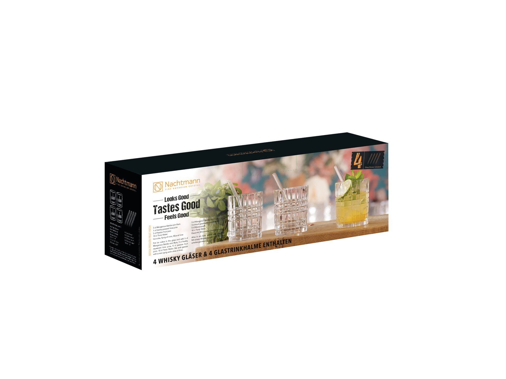 Aperitifglas Tastes Good Nachtmann Glas 8 x 10 x 8 cm