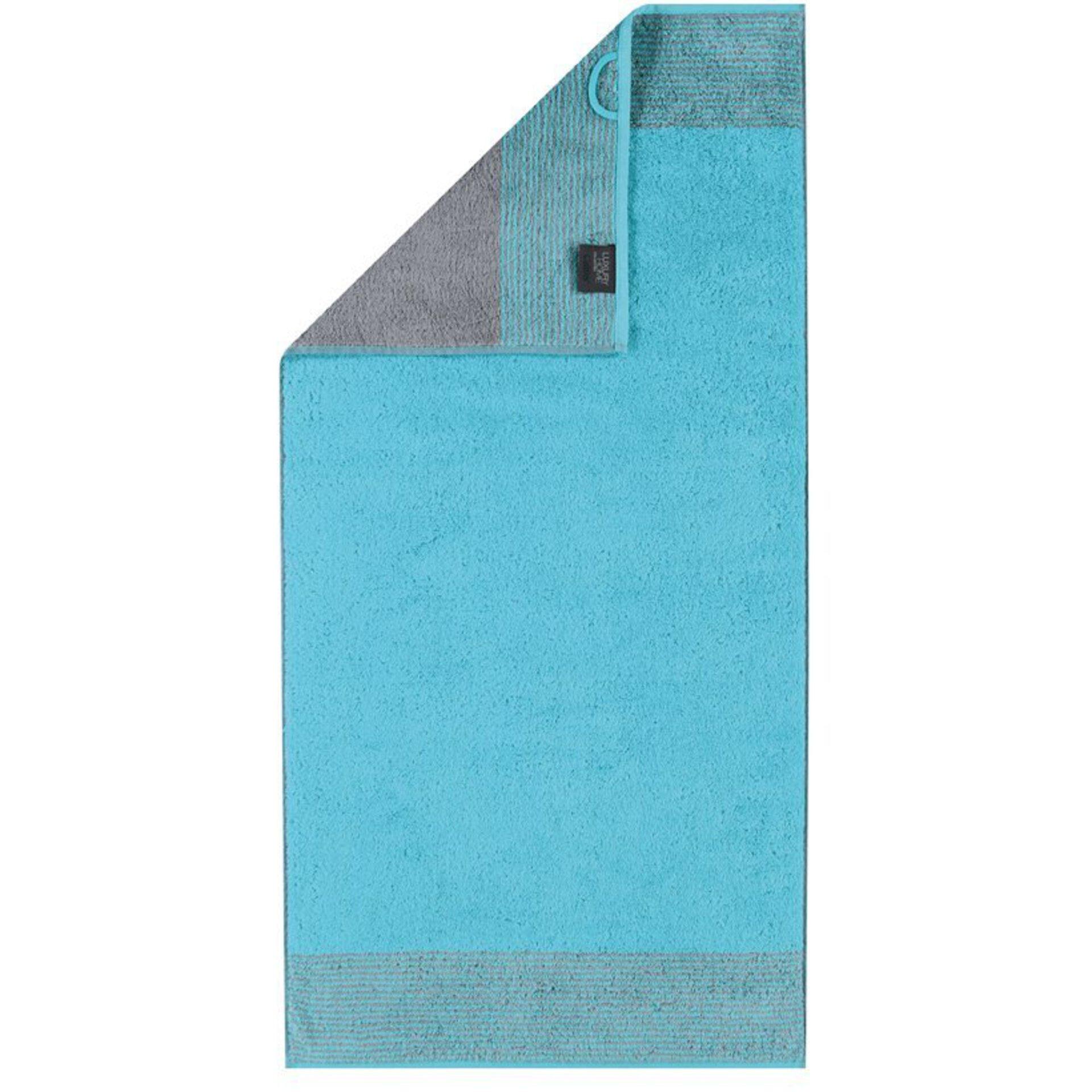 Gästetuch Two-Tone Cawö Textil 30 x 50 cm
