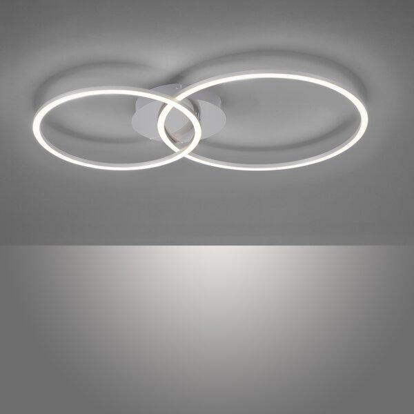 Deckenleuchte Leuchtendirekt Metall stahl ca. 44 cm x 7 cm x 70 cm