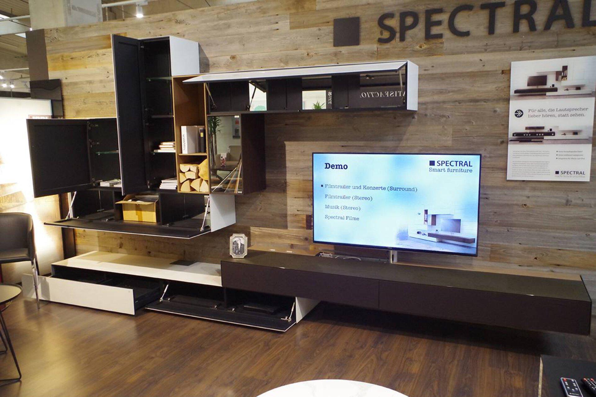 TV-Wohnwand AMENO Spectral