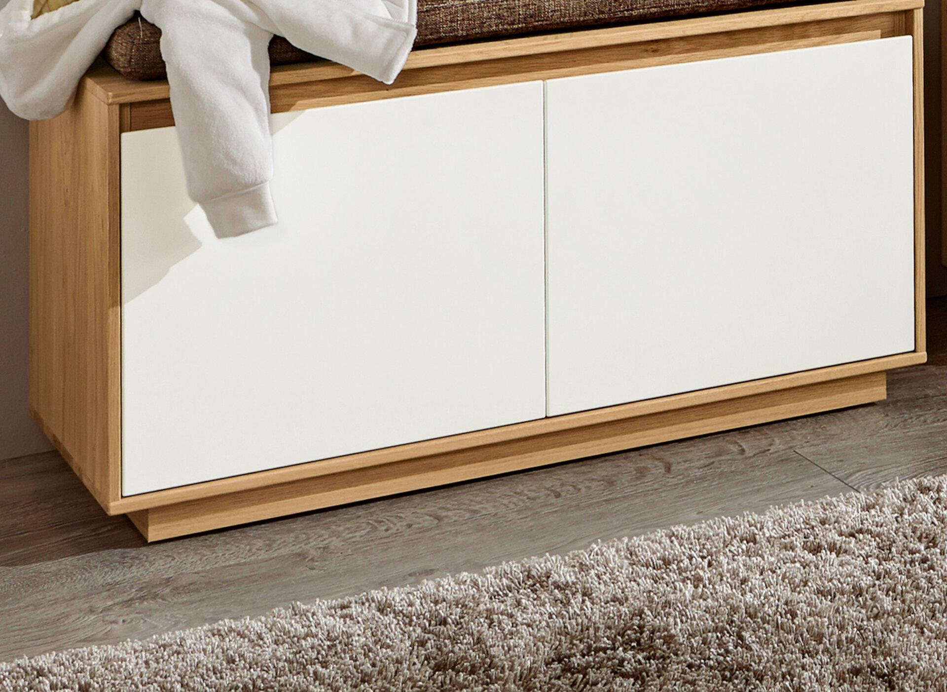Garderobenbank V100 Voss Möbel Holzwerkstoff 40 x 45 x 86 cm