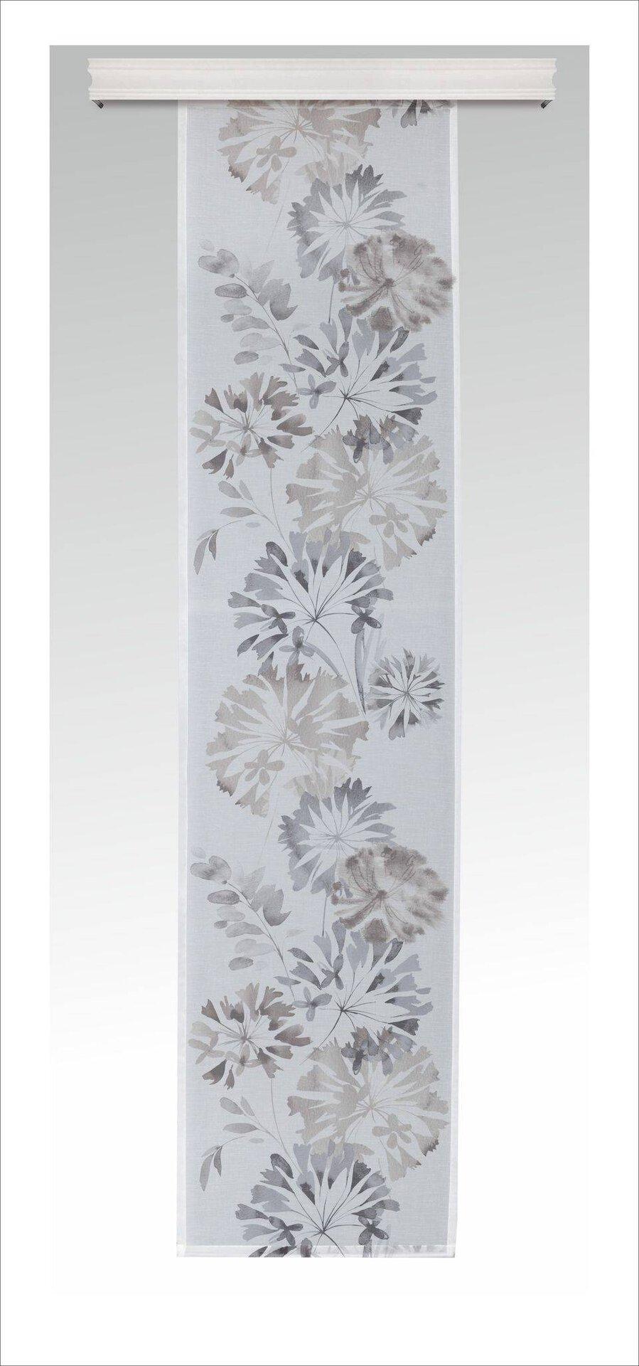 Flächenvorhang Carina Ambiente Trendlife Textil 60 x 245 cm