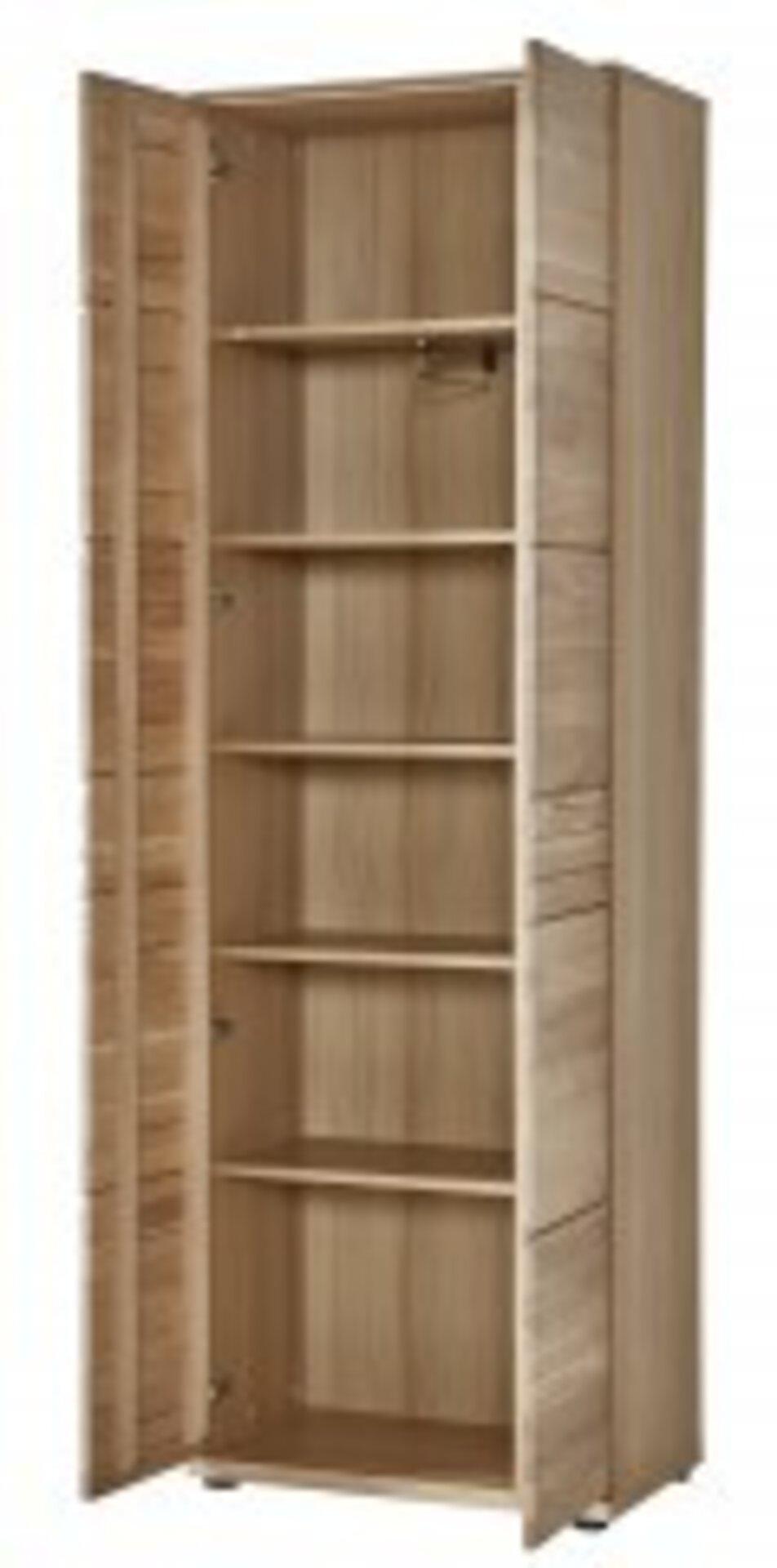 Garderobenschrank ACHAT CELECT Holz