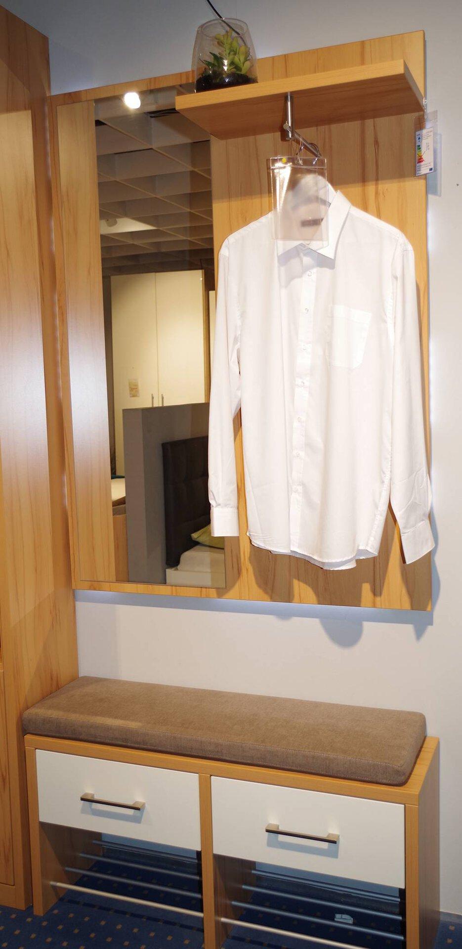 Garderobenkombination