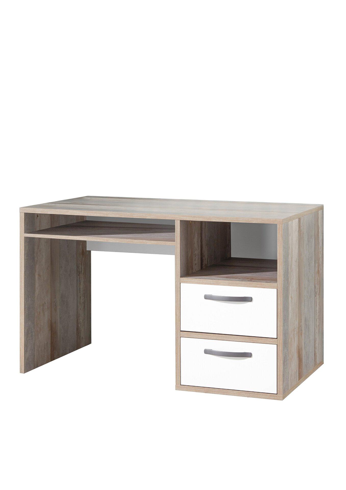 Schreibtisch MOON inbuy Holzwerkstoff
