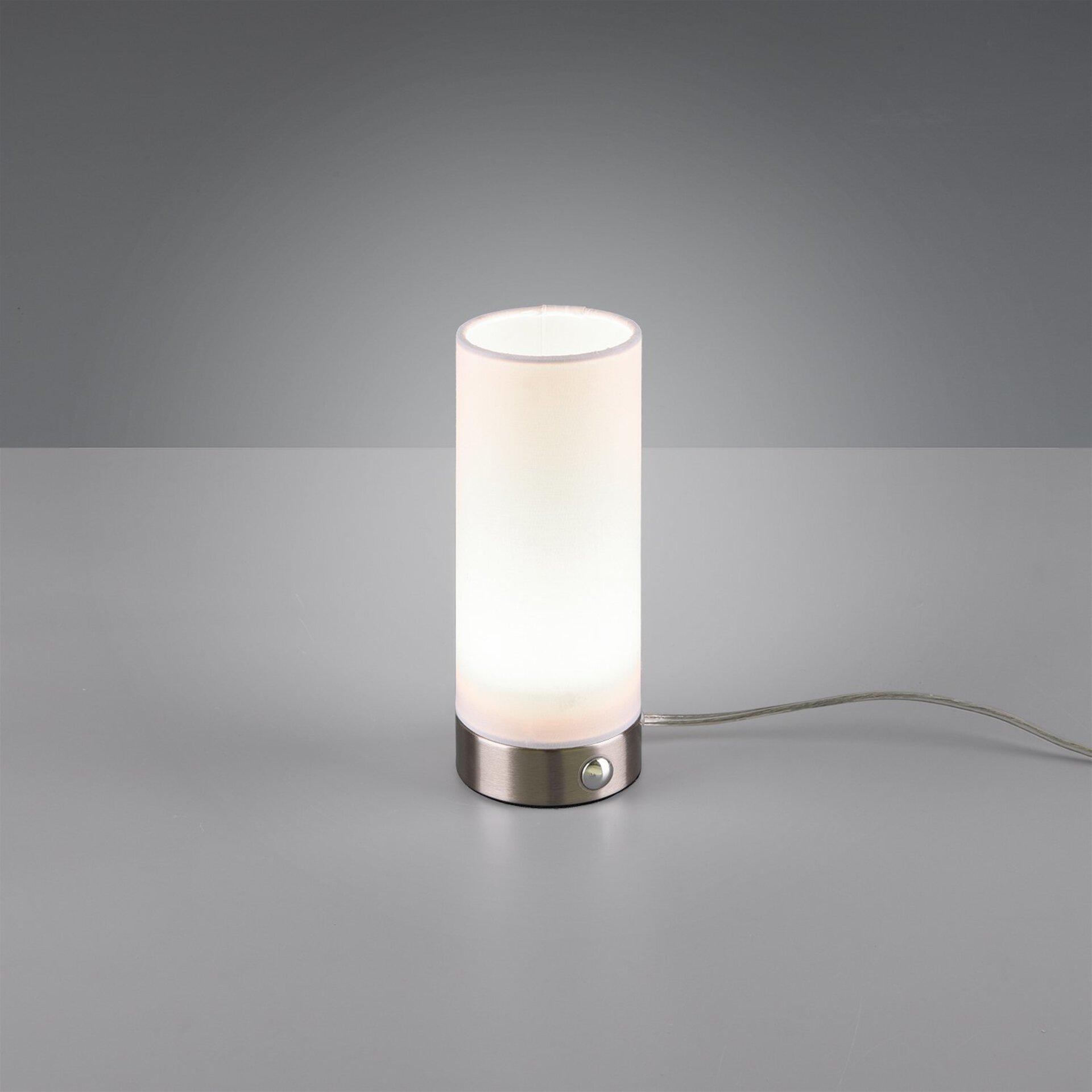 Tischleuchte Emir Reality Leuchten Metall 8 x 20 x 8 cm