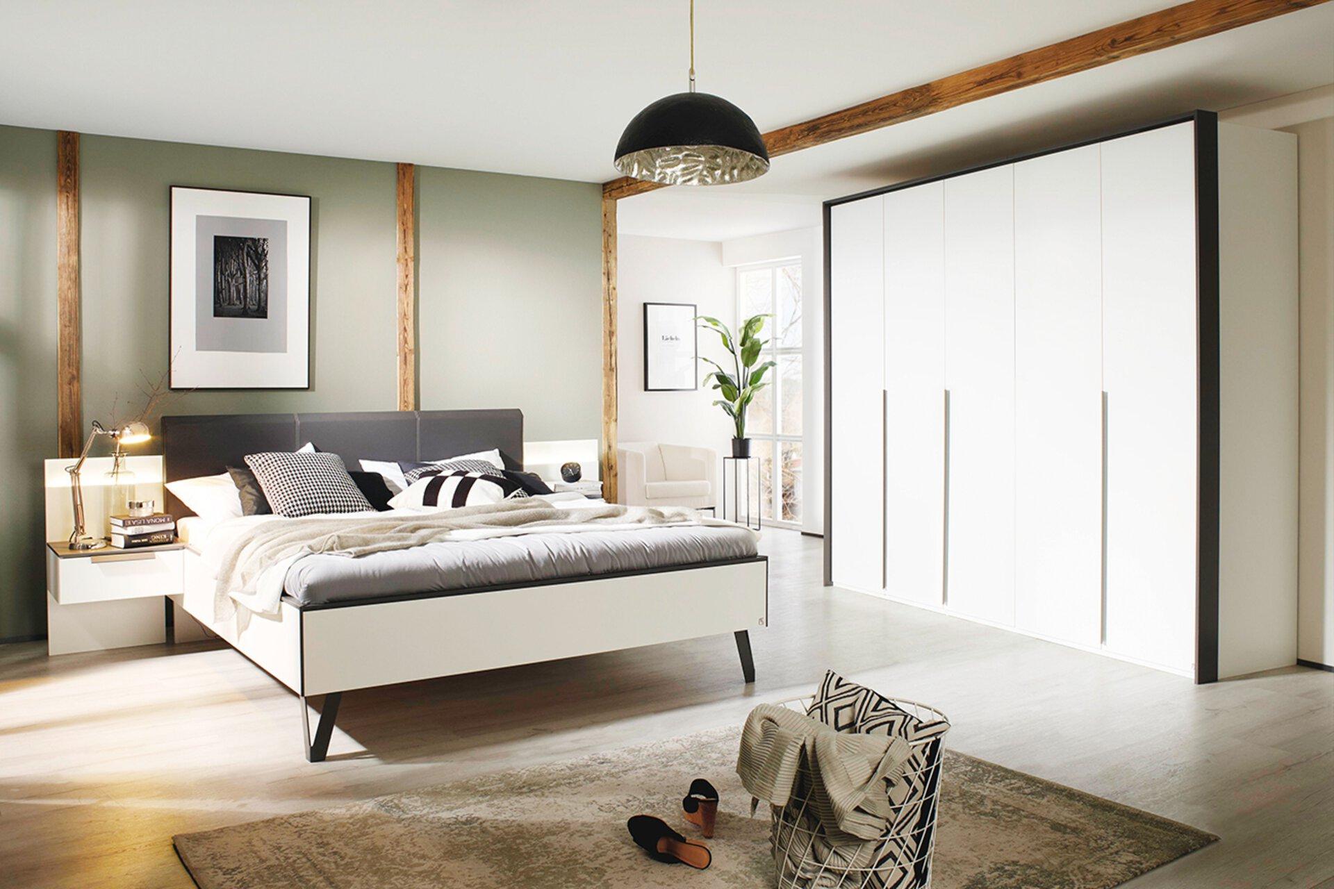 Schlafzimmer LENGO Vito Holzwerkstoff 60 x 223 x 250 cm