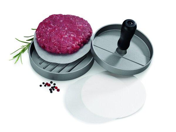 Küchenhelfer Kela Metall grau