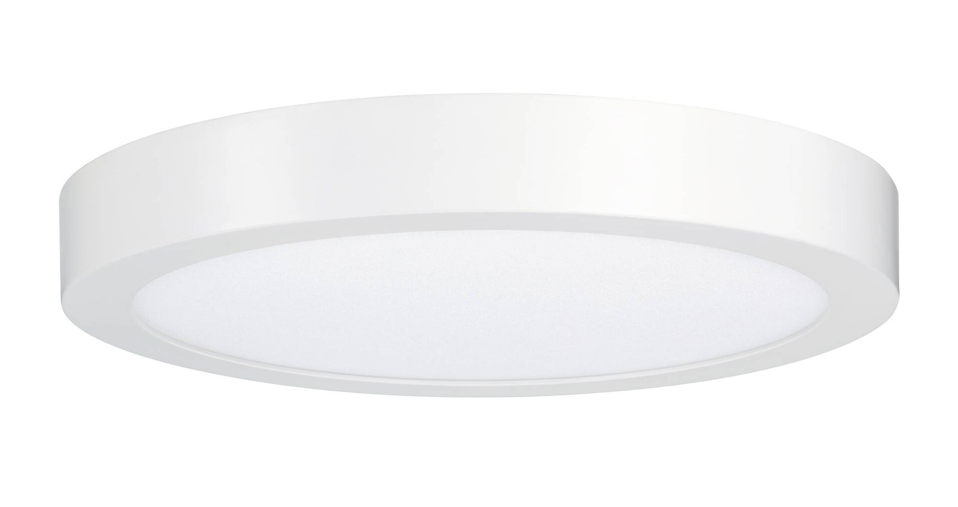 Deckenleuchte LUNAR Paulmann Metall weiß 30 x 4 x 30 cm