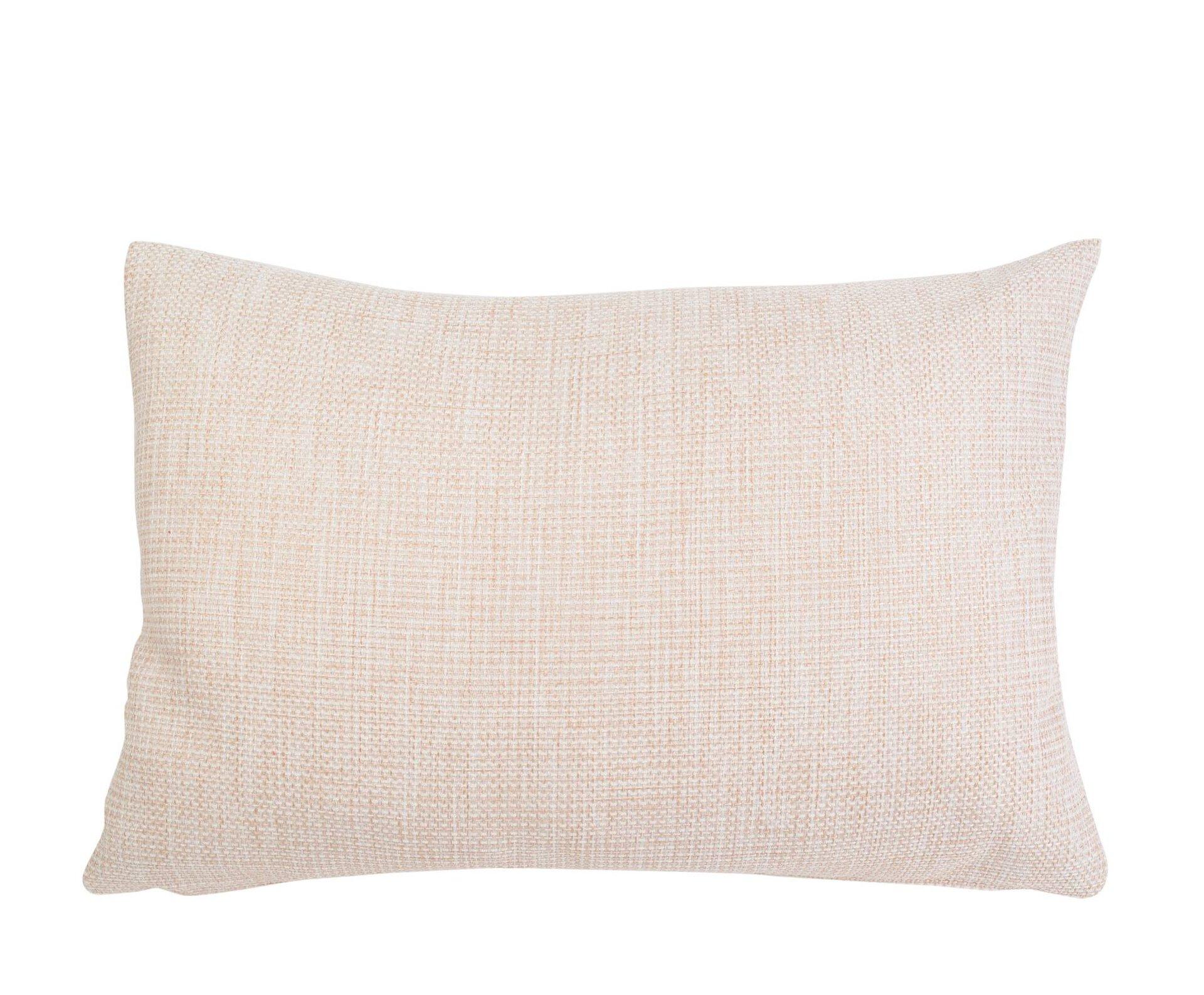Kissenhülle Dallas Ambiente Trendlife Textil weiß 40 x 40 cm