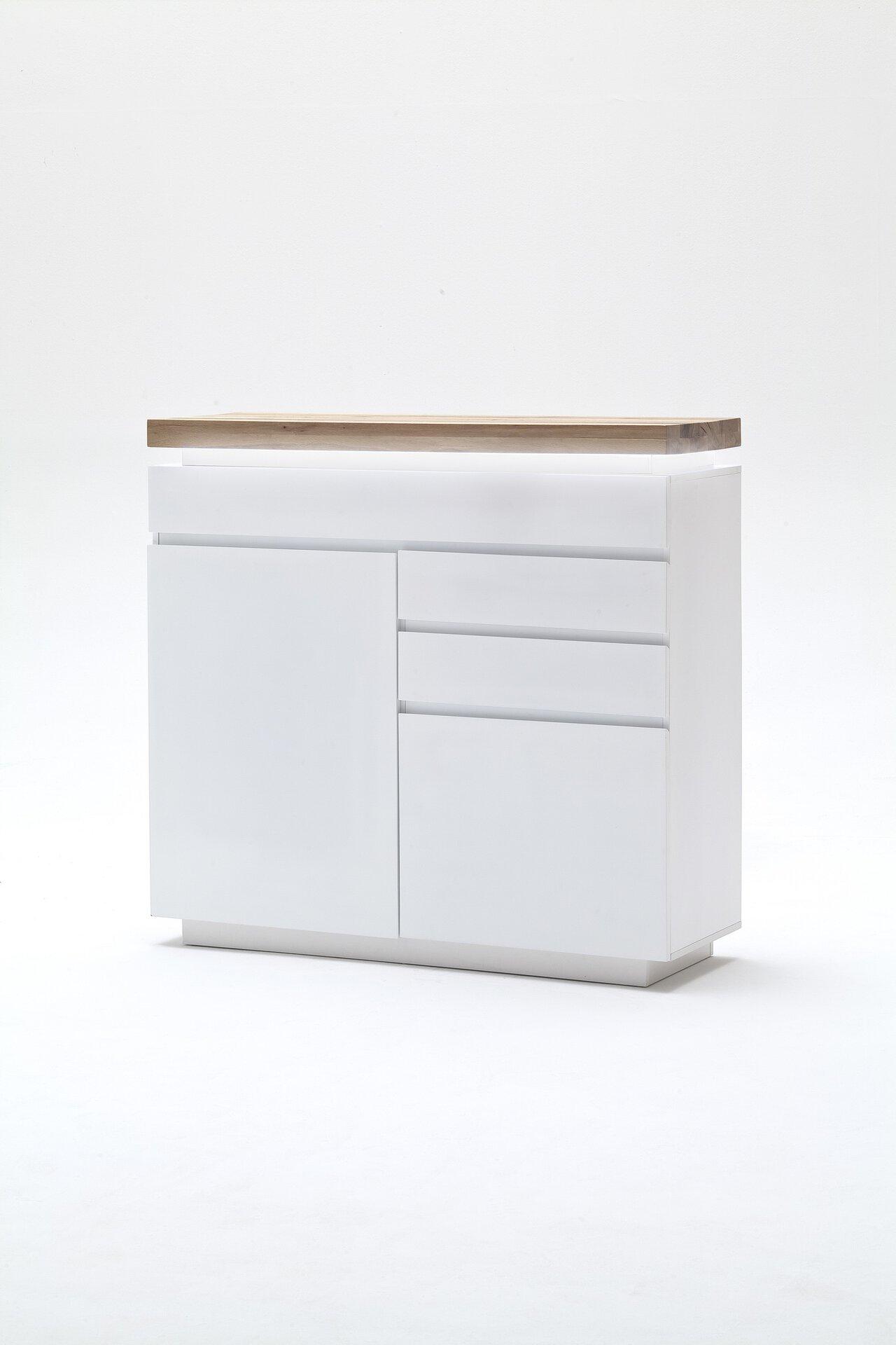 Kommode ROMINA MCA furniture Holz mehrfarbig