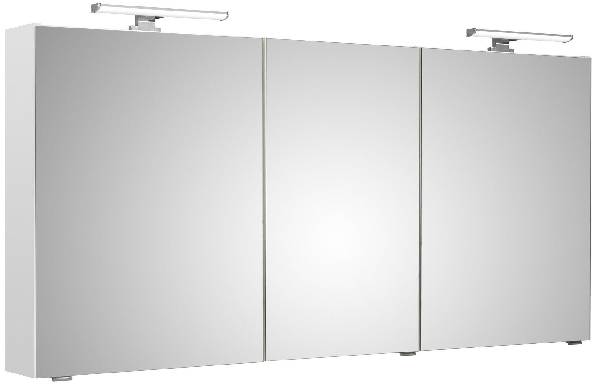 Spiegelschrank Jessi PELIPAL Holzwerkstoff weiß