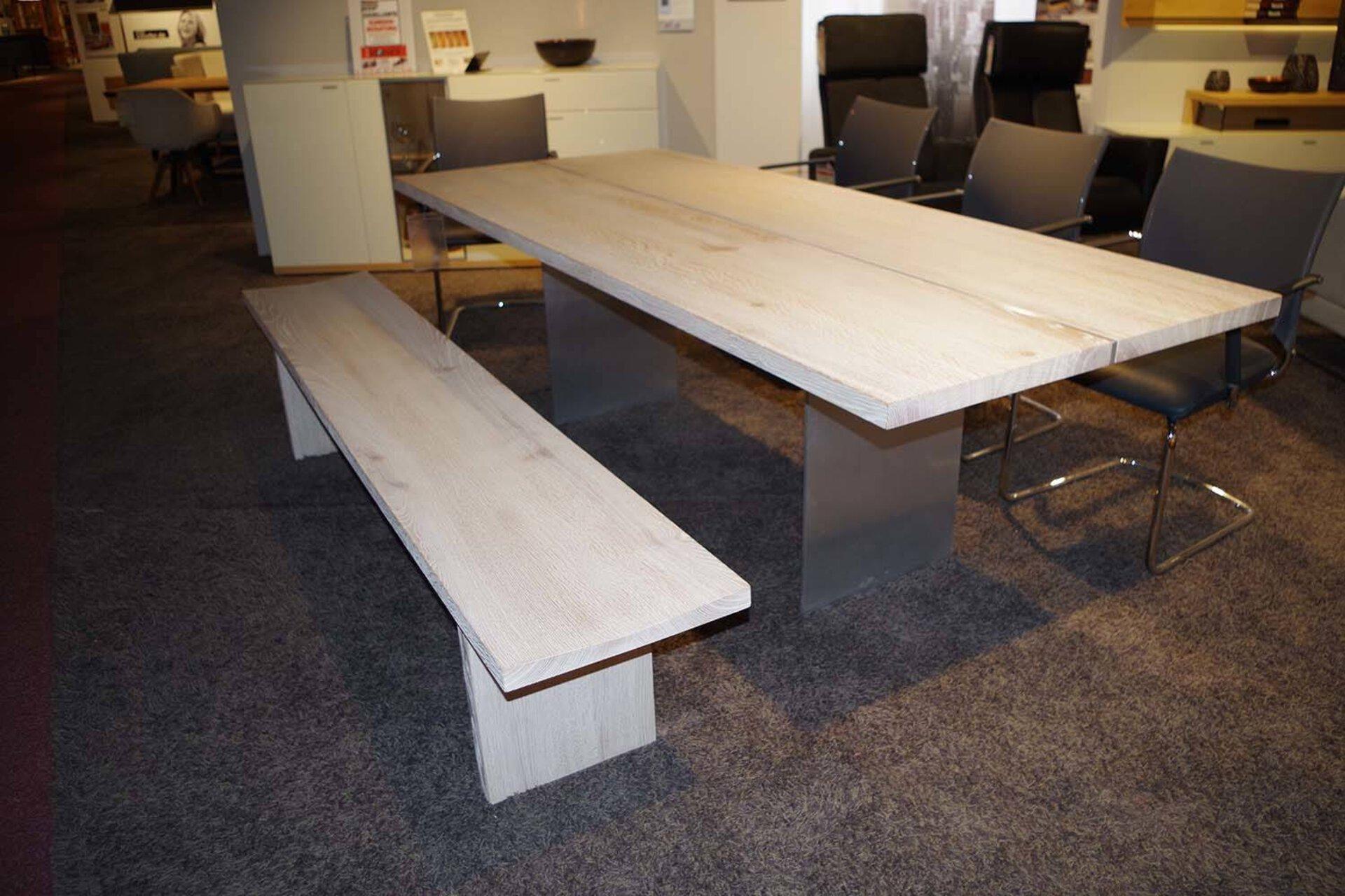 Tisch + Bank CAMPUS Form exclusiv