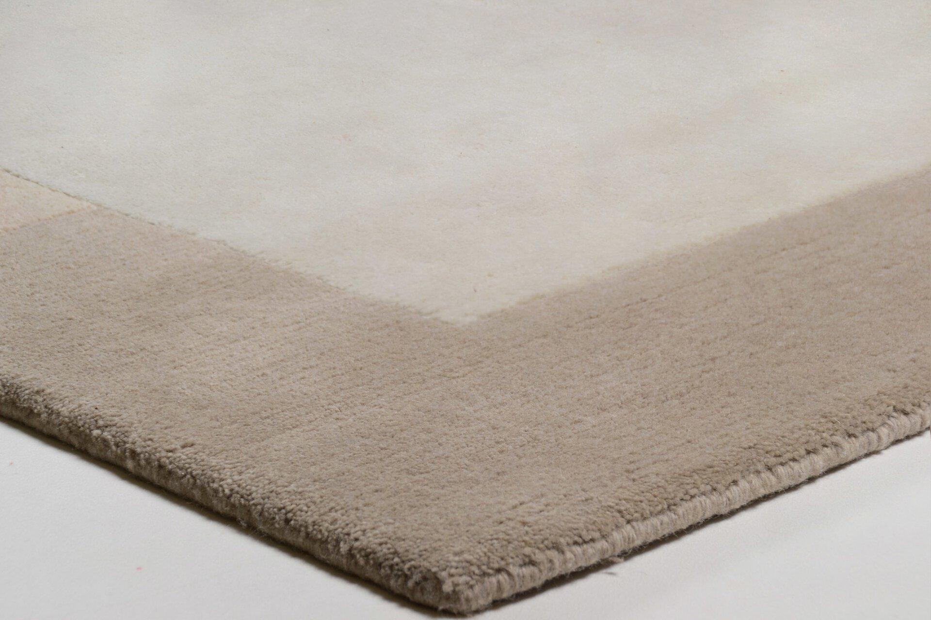 Handknüpfteppich Sierra Theko Textil braun