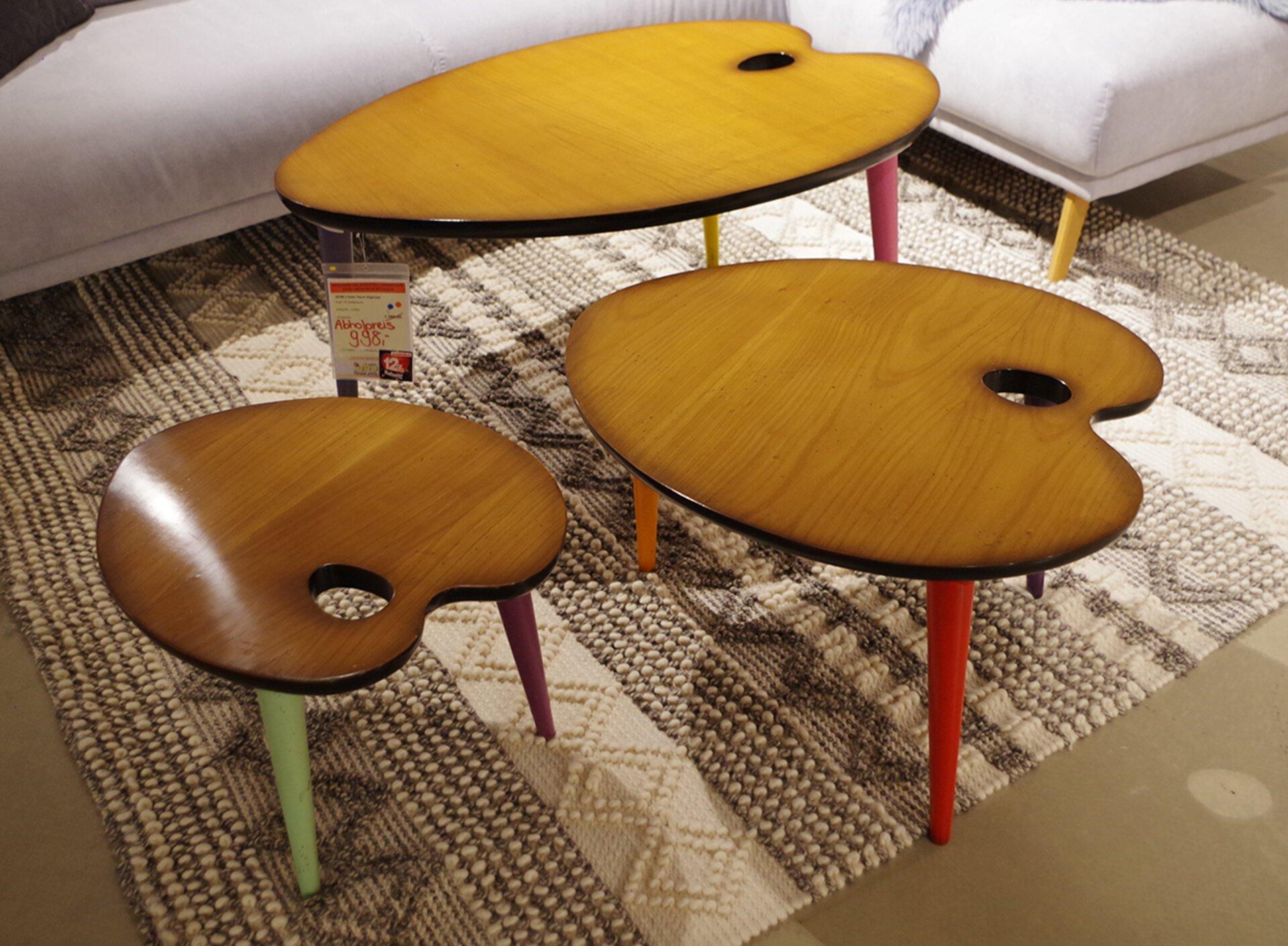 3-Satz-Tisch GIGONES