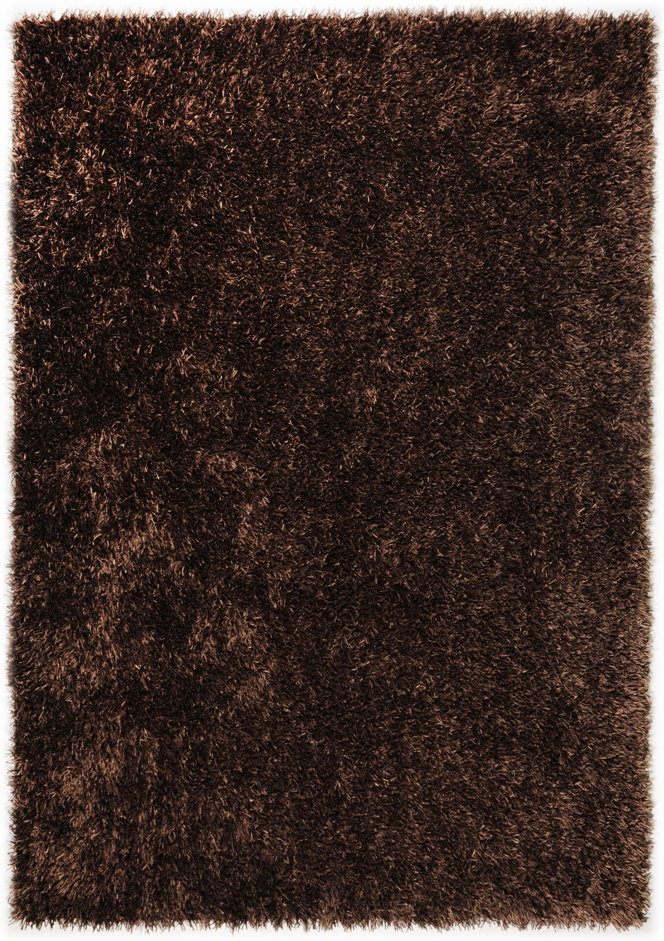Handtuftteppich Girly Theko Textil braun 65 x 135 cm