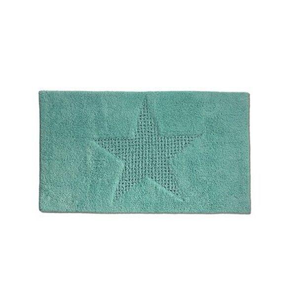 Badteppich Kela Textil mintgrün