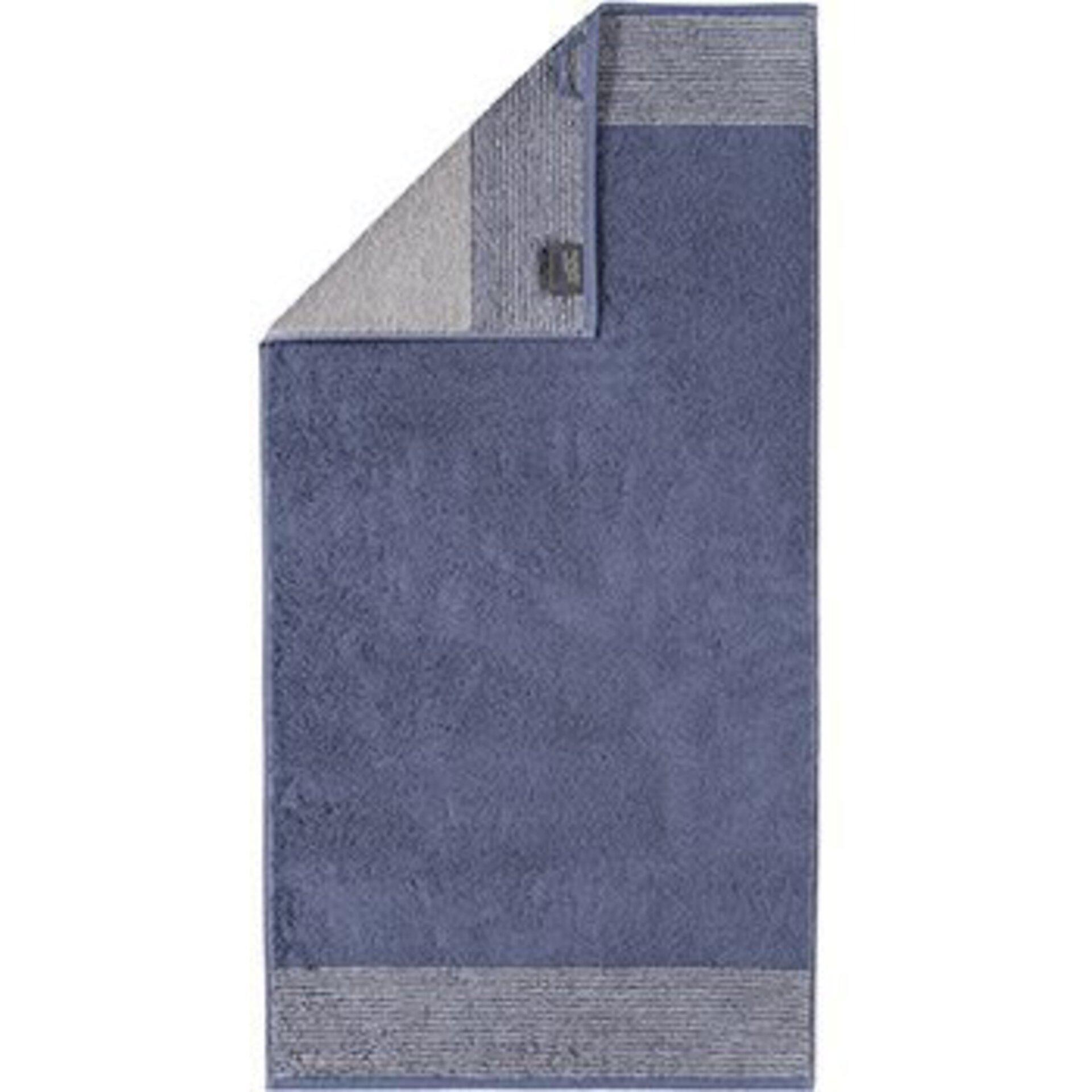 Duschtuch Two-Tone Cawö Textil 50 x 100 cm
