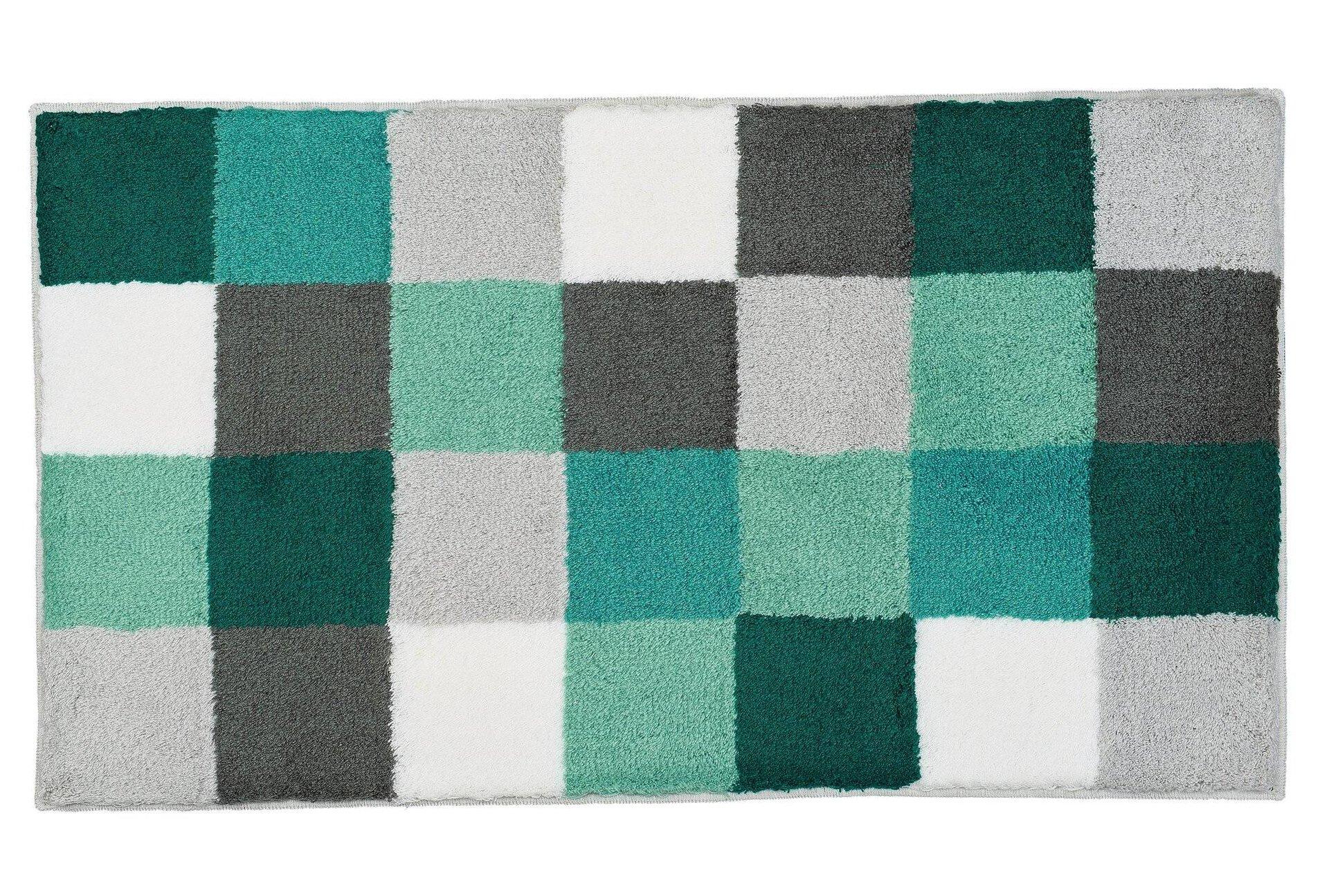 Badteppich Caro Kleine Wolke Textil 105 x 3 x 60 cm