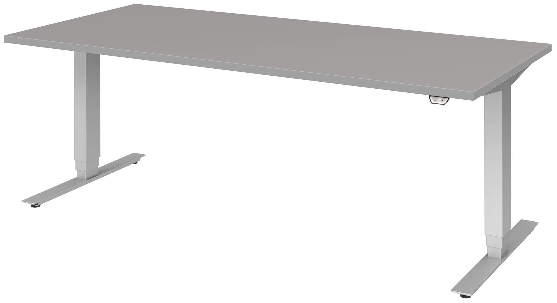 Schreibtisch WEB Maja Möbel Holzwerkstoff weiß 120 x 73 x 155 cm