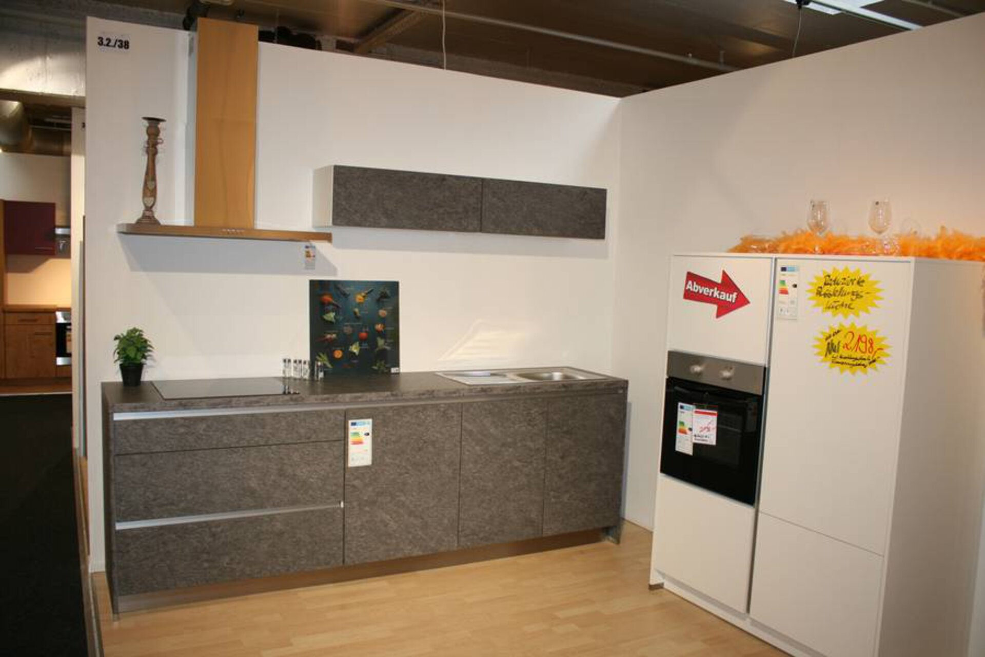 Moderne Einbauküche IP3500 / IP1200