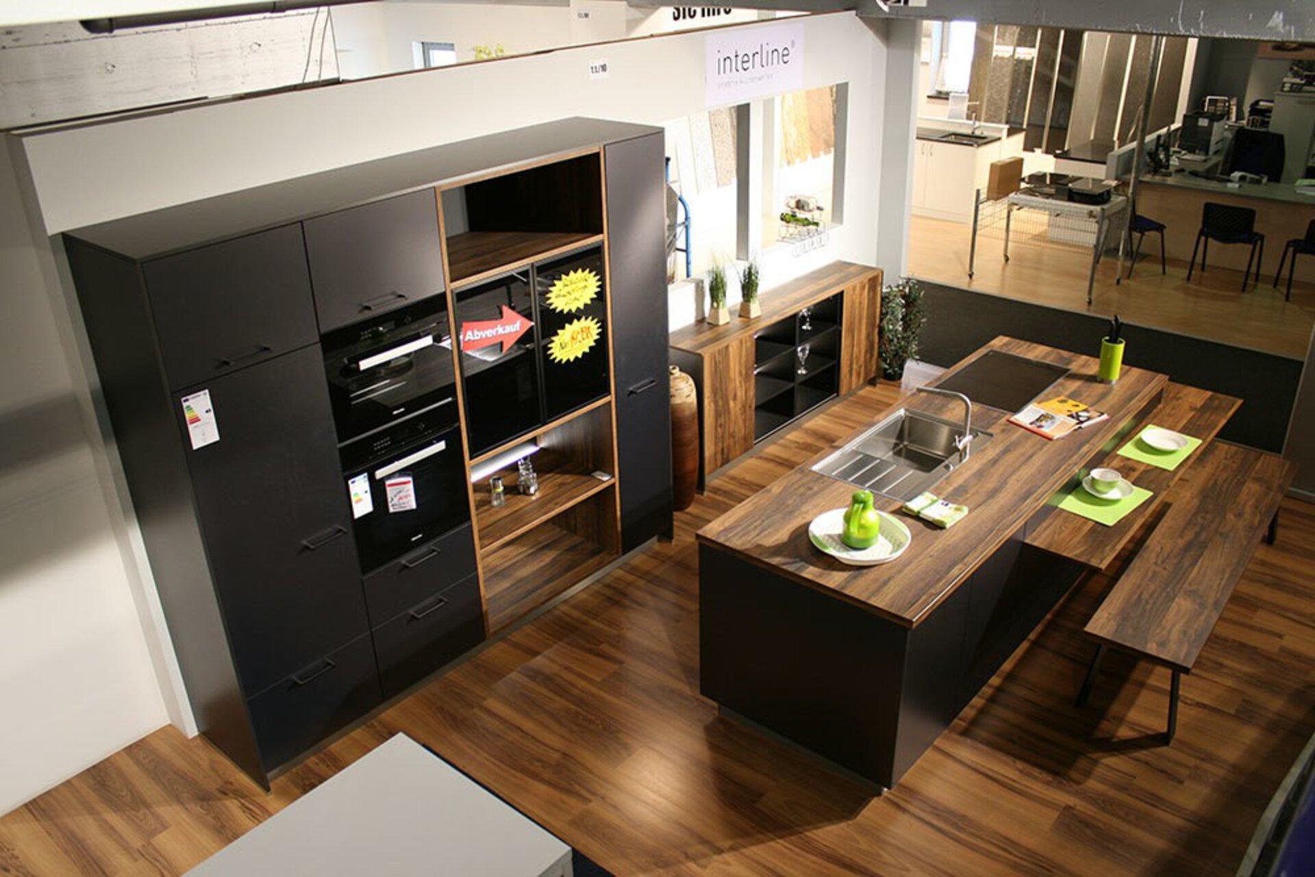 Moderne Einbauküche Corona COA/Modena MOE