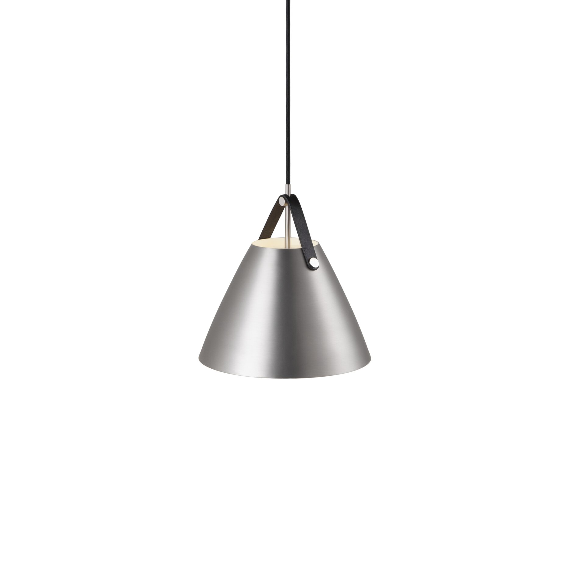 Hängeleuchte STRAP 27 Nordlux Metall silber 27 x 300 x 27 cm