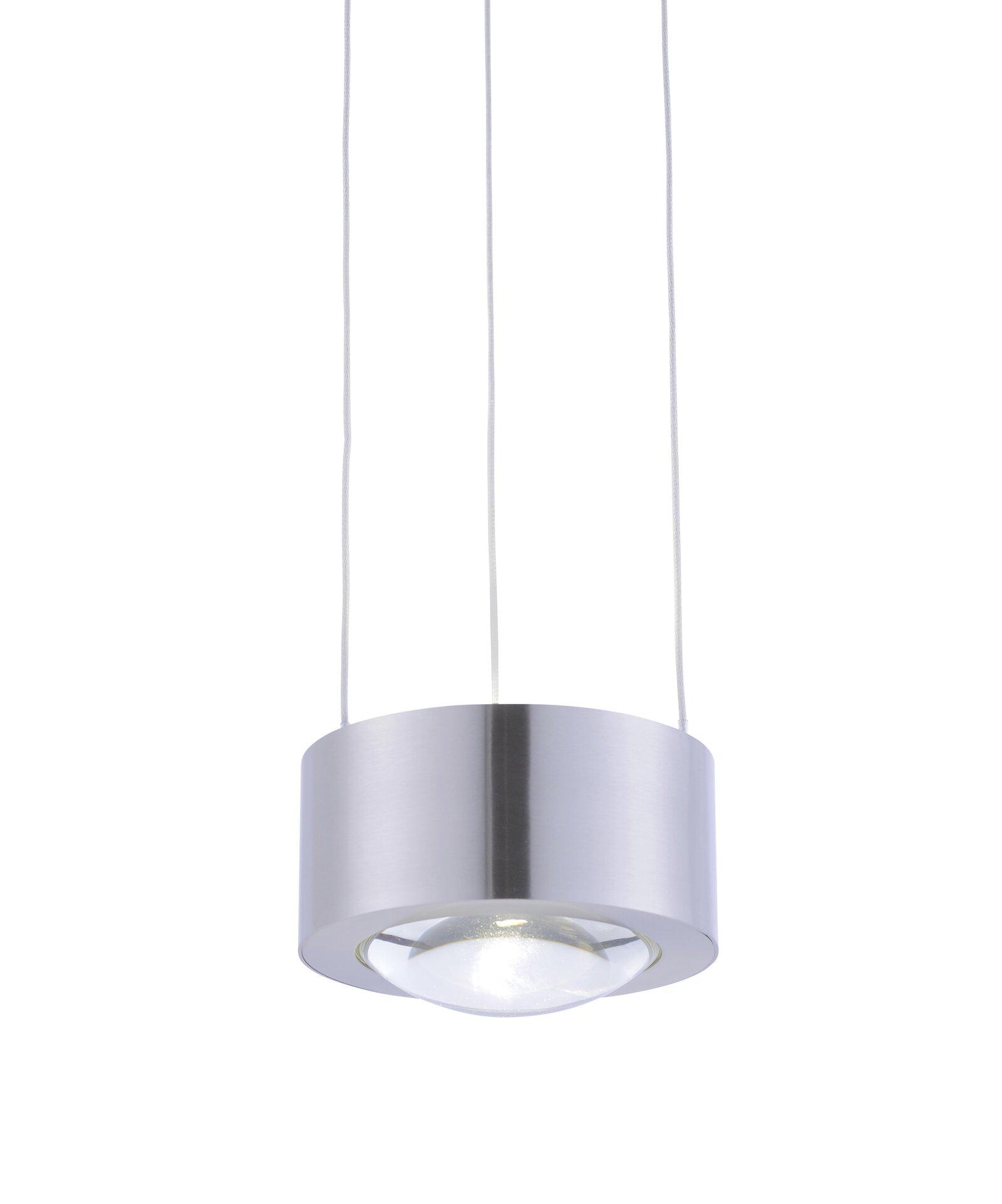 Smart-Home-Leuchten Q-LENS Paul Neuhaus Metall silber 16 x 120 x 16 cm