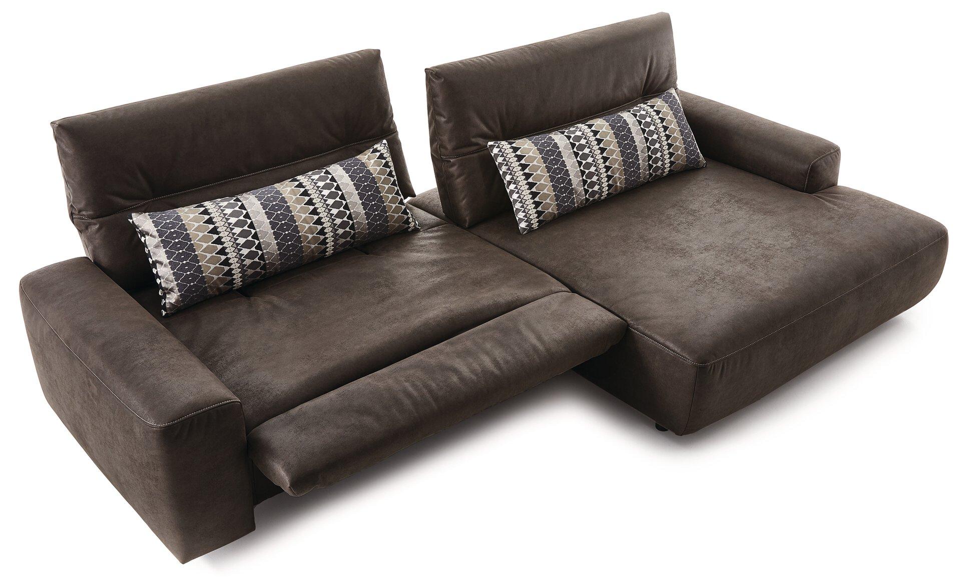 Ecksofa COLAMBO Koinor Textil 155 x 94 x 149 cm