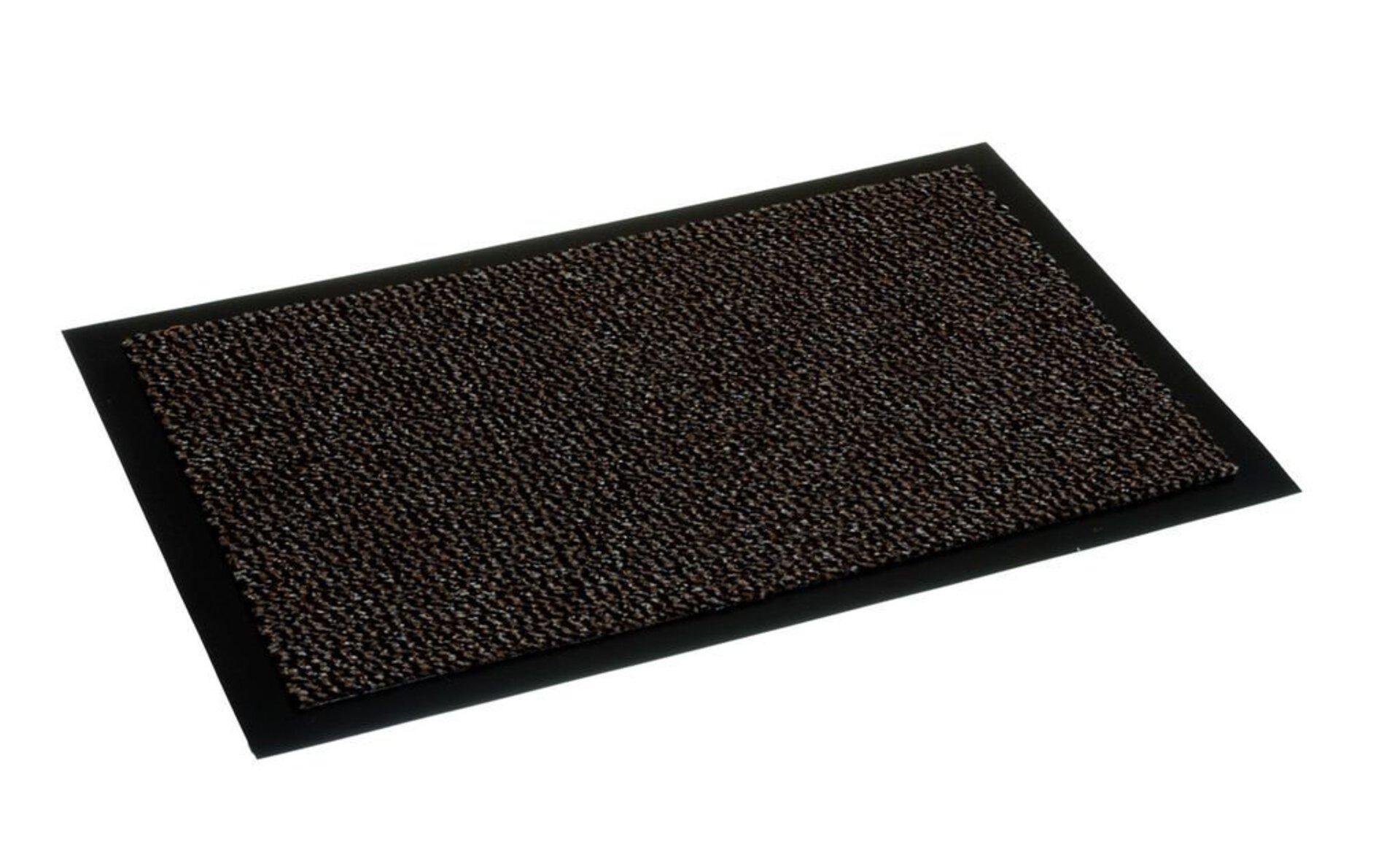 Läufer Saphir Astra Textil braun 90 x 150 cm