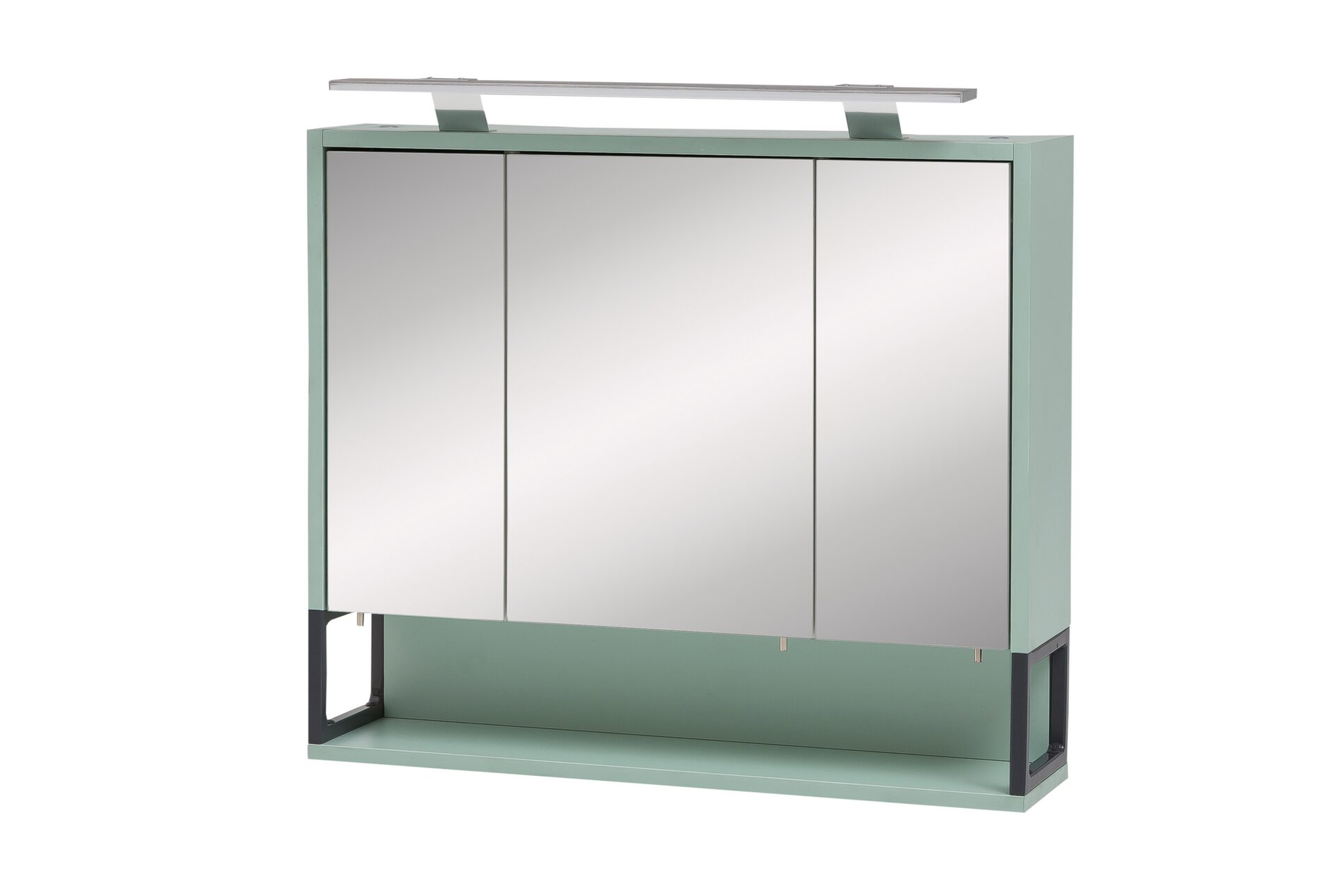 Spiegelschrank Limone Schildmeyer Holzwerkstoff grün