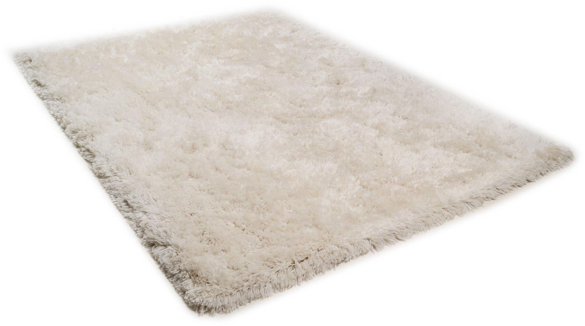 Handtuftteppich Flokato Theko Textil braun 1 x 2 cm