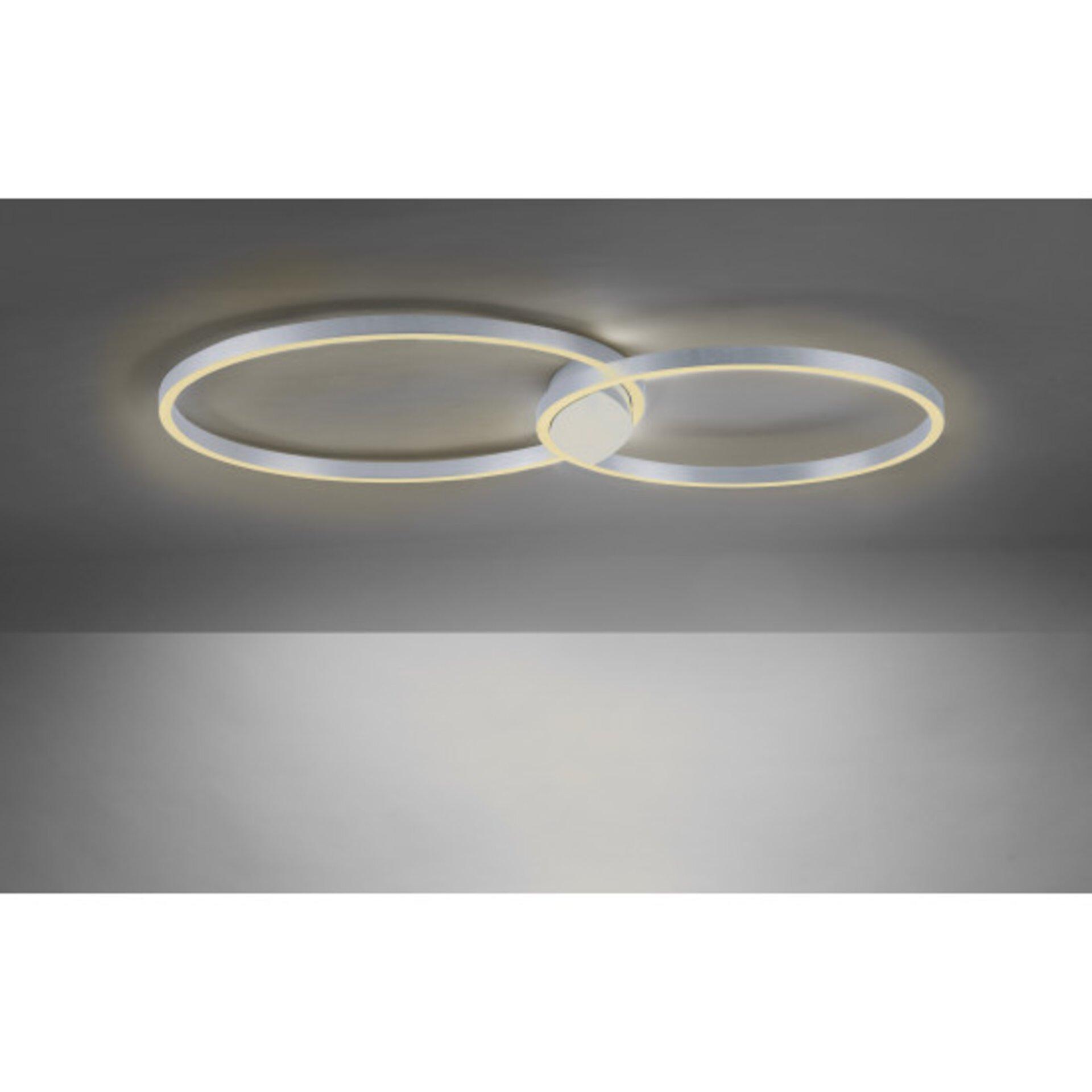 Smart-Home-Leuchten Q-KATE Paul Neuhaus Metall 60 x 5 x 96 cm