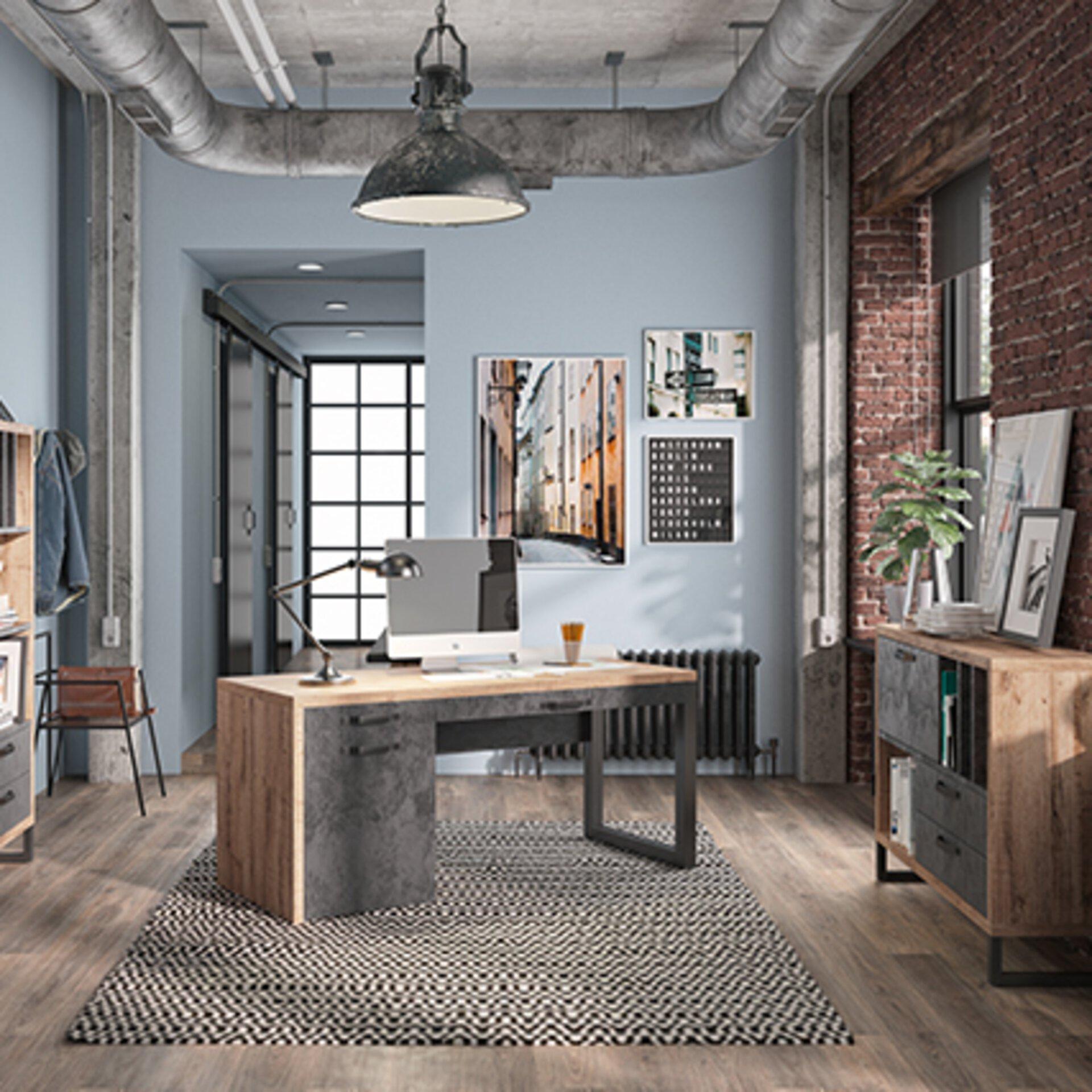 Richten Sie Ihr Arbeitszimmer im Vintage Stil ein