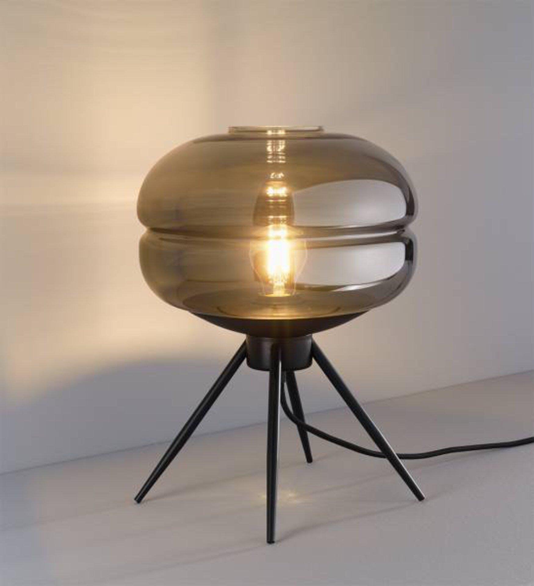 Tischleuchte Balmore MONDO Metall 40 x 150 x 40 cm